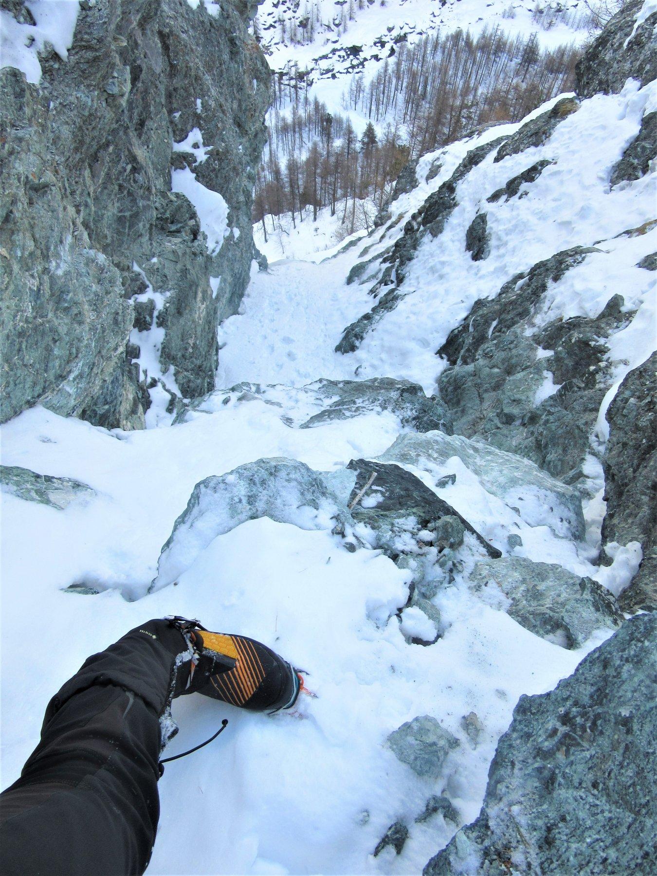 Valle Argentera Effimera Fantasia (Cascata) 2020-01-25