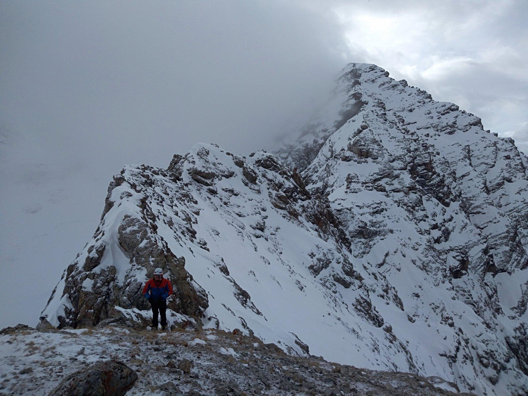 Il Gran Roc dalla cima