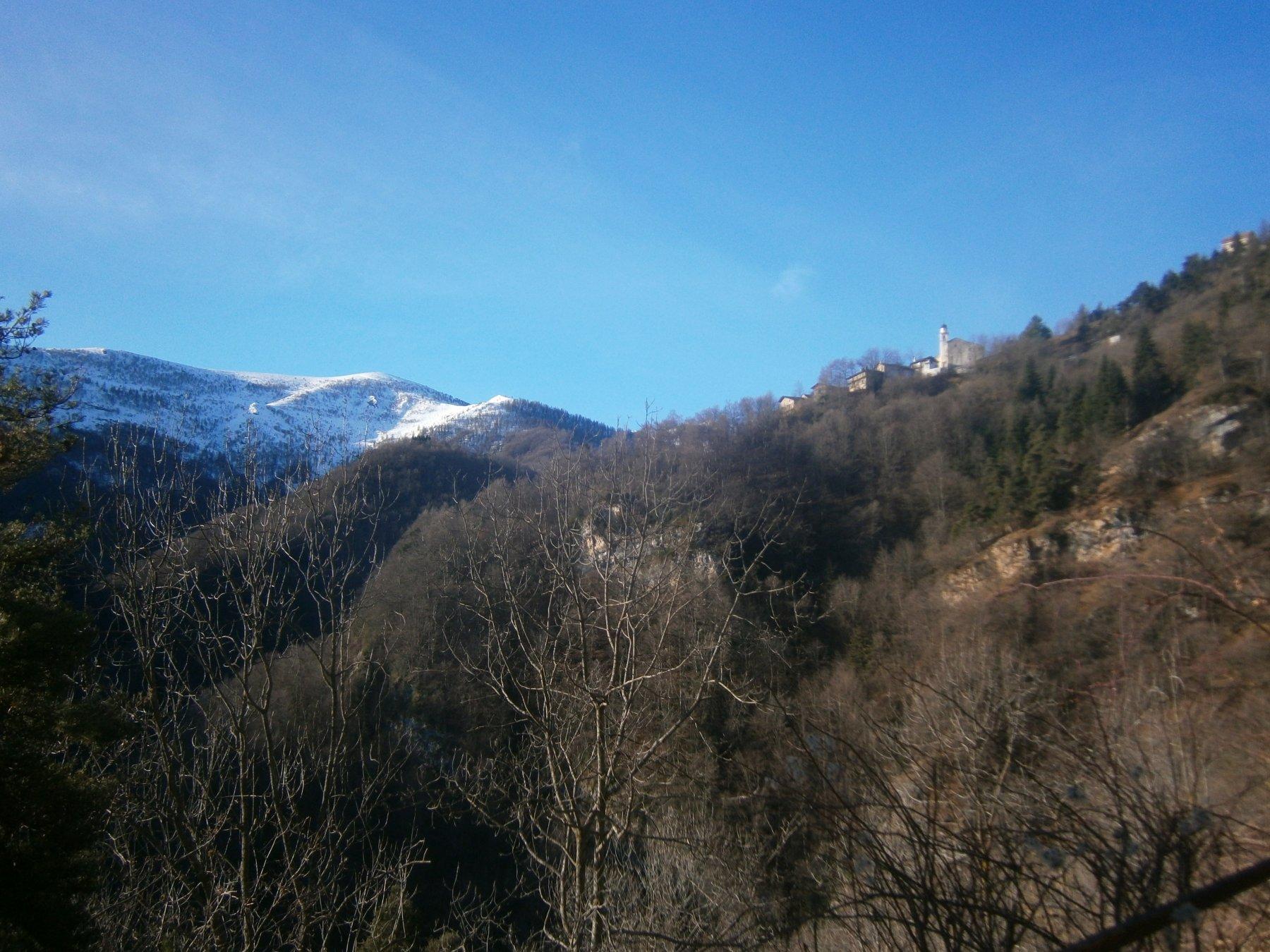 Monte Chialmo e santa Margherita