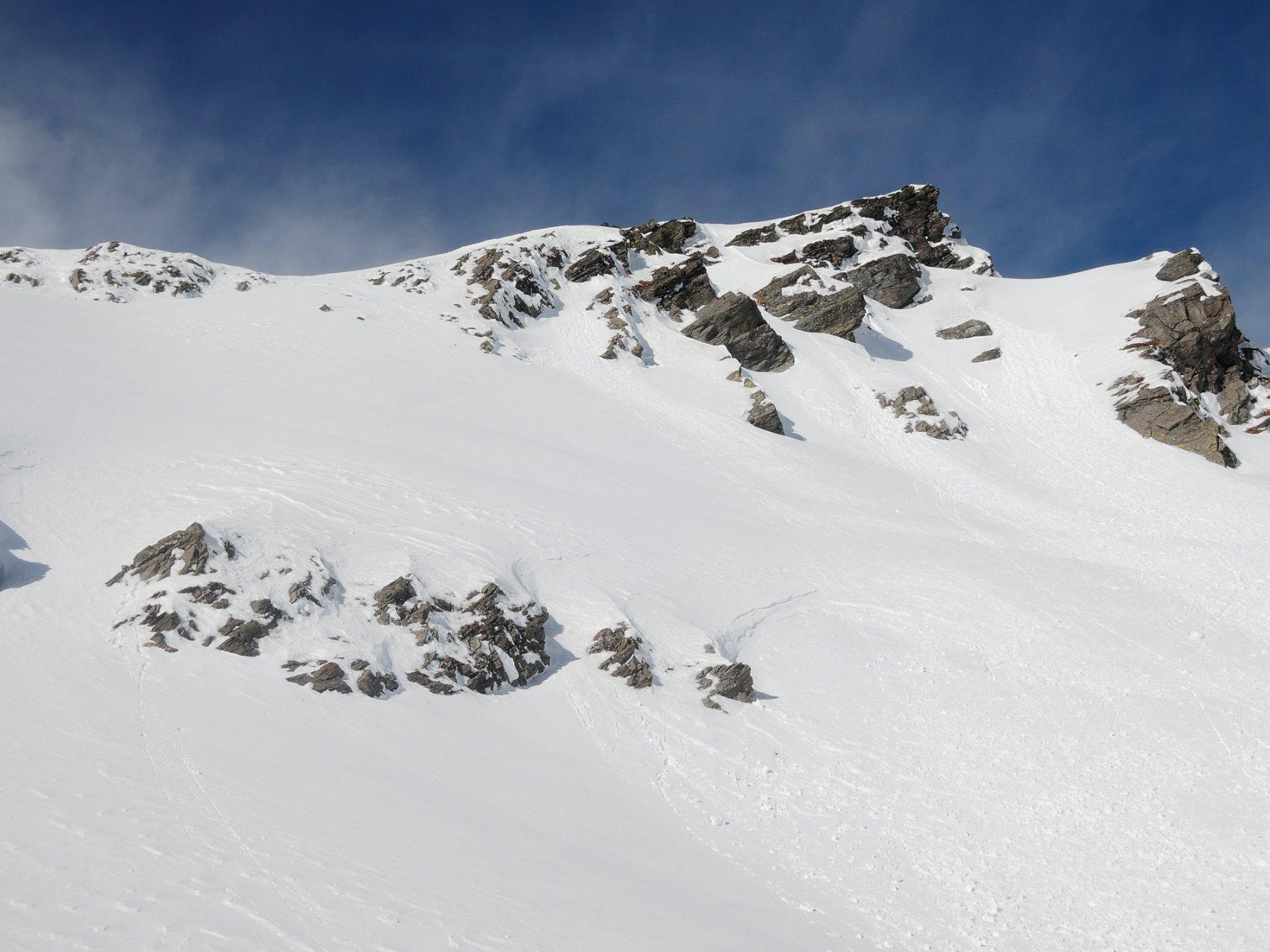 La cima dello Schilthorn