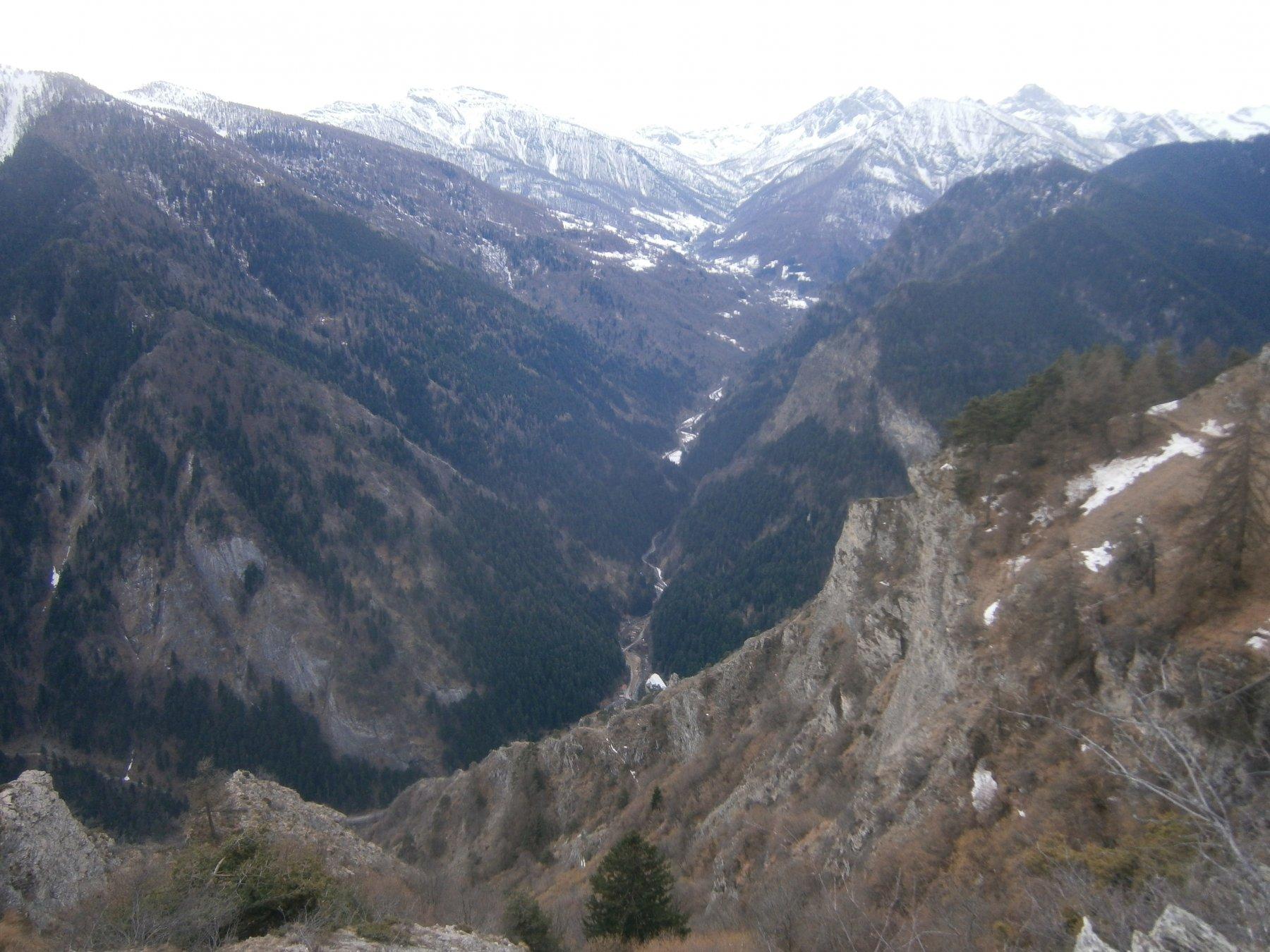 vallone di Marmora dalla Charjaa d'Ase