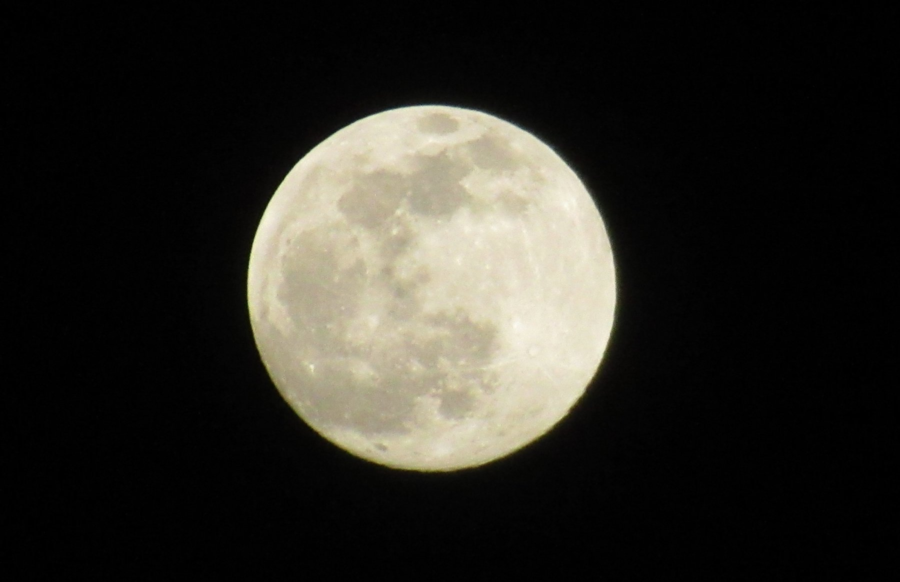 Luna... piena