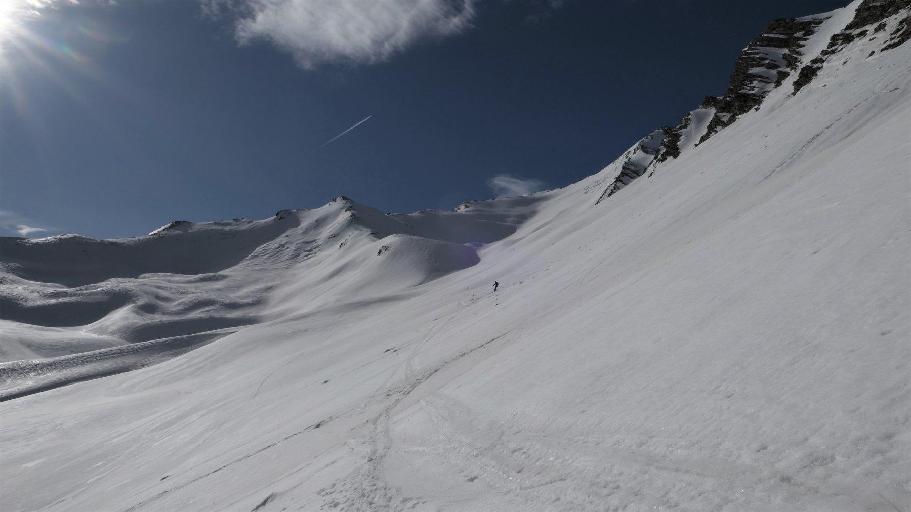 parte alta del Vallon de Bachasse