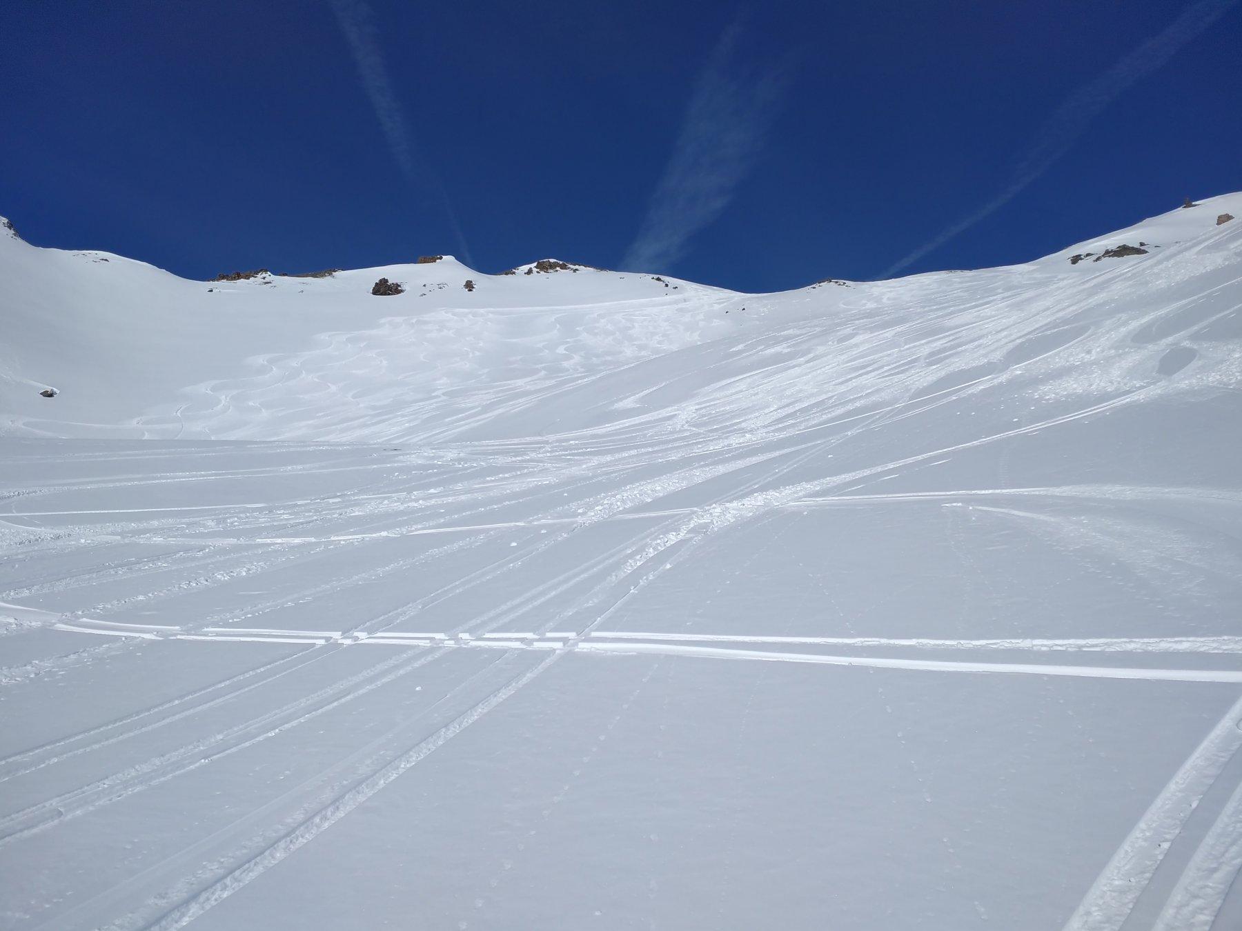 Garone (Monte) dall'Alpe Campaccio 2020-02-08