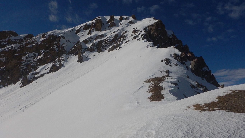 Cresta della Roche Gauthier