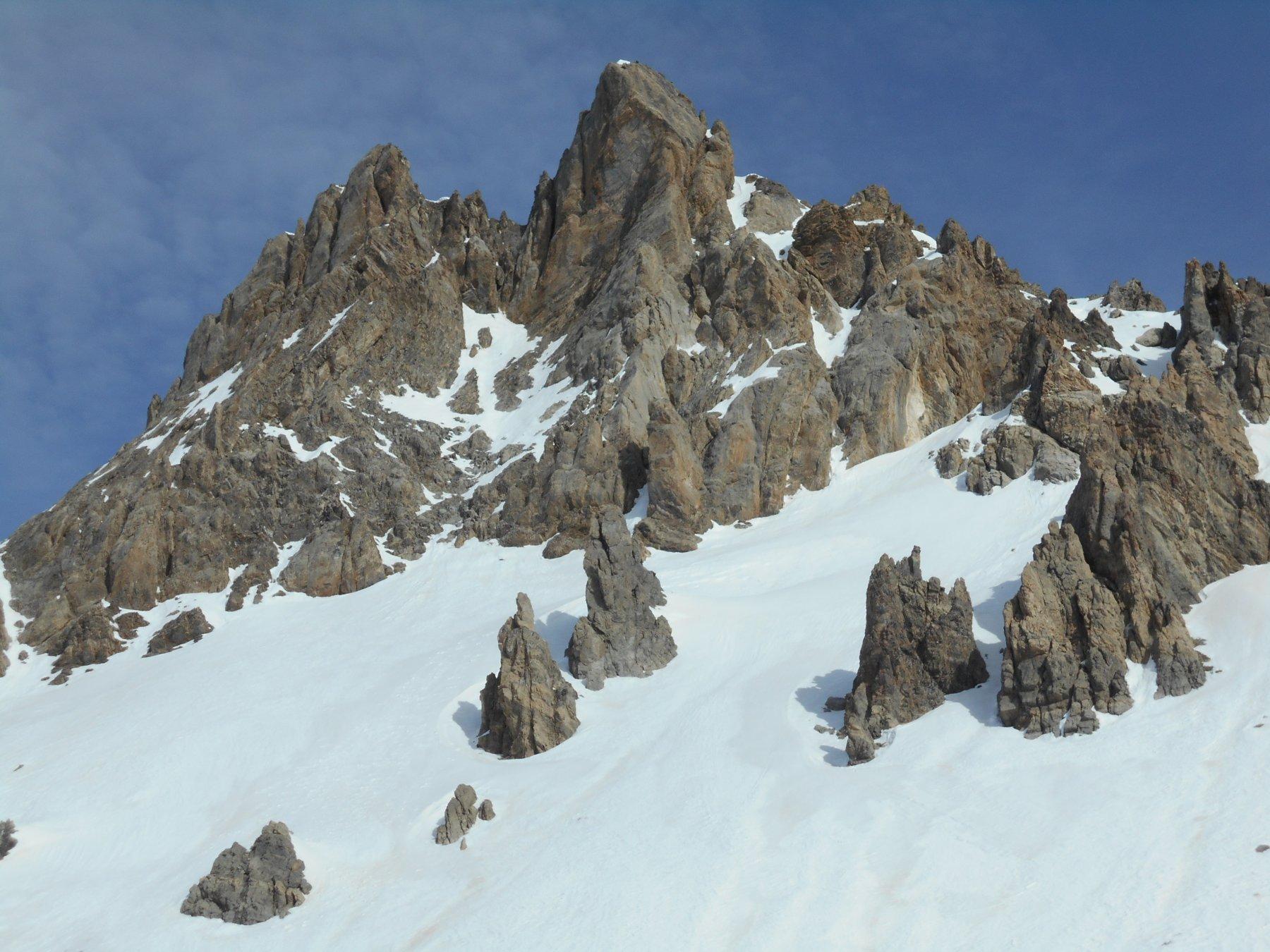 Oronaye (Monte) Canale Sud di Destra 2020-02-08