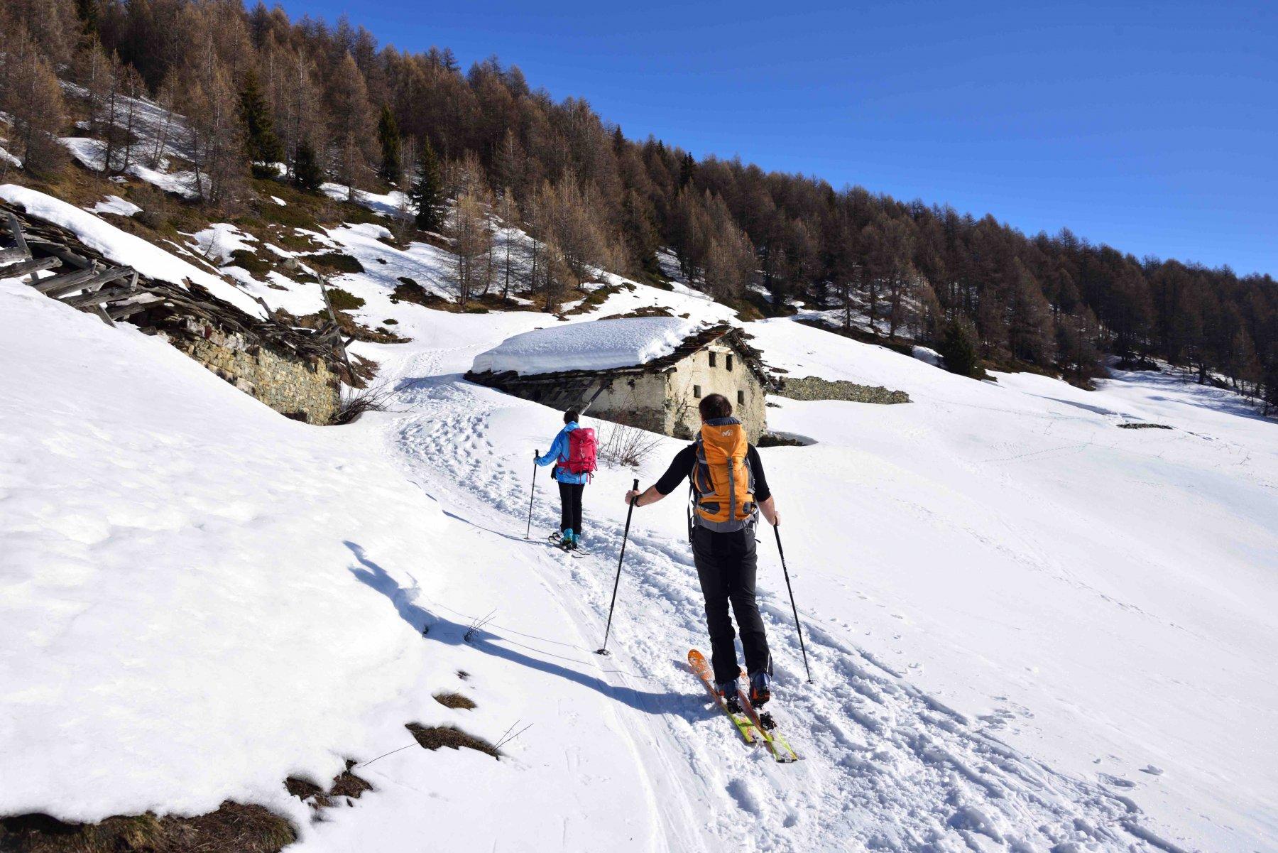 Alpe Fontaney.