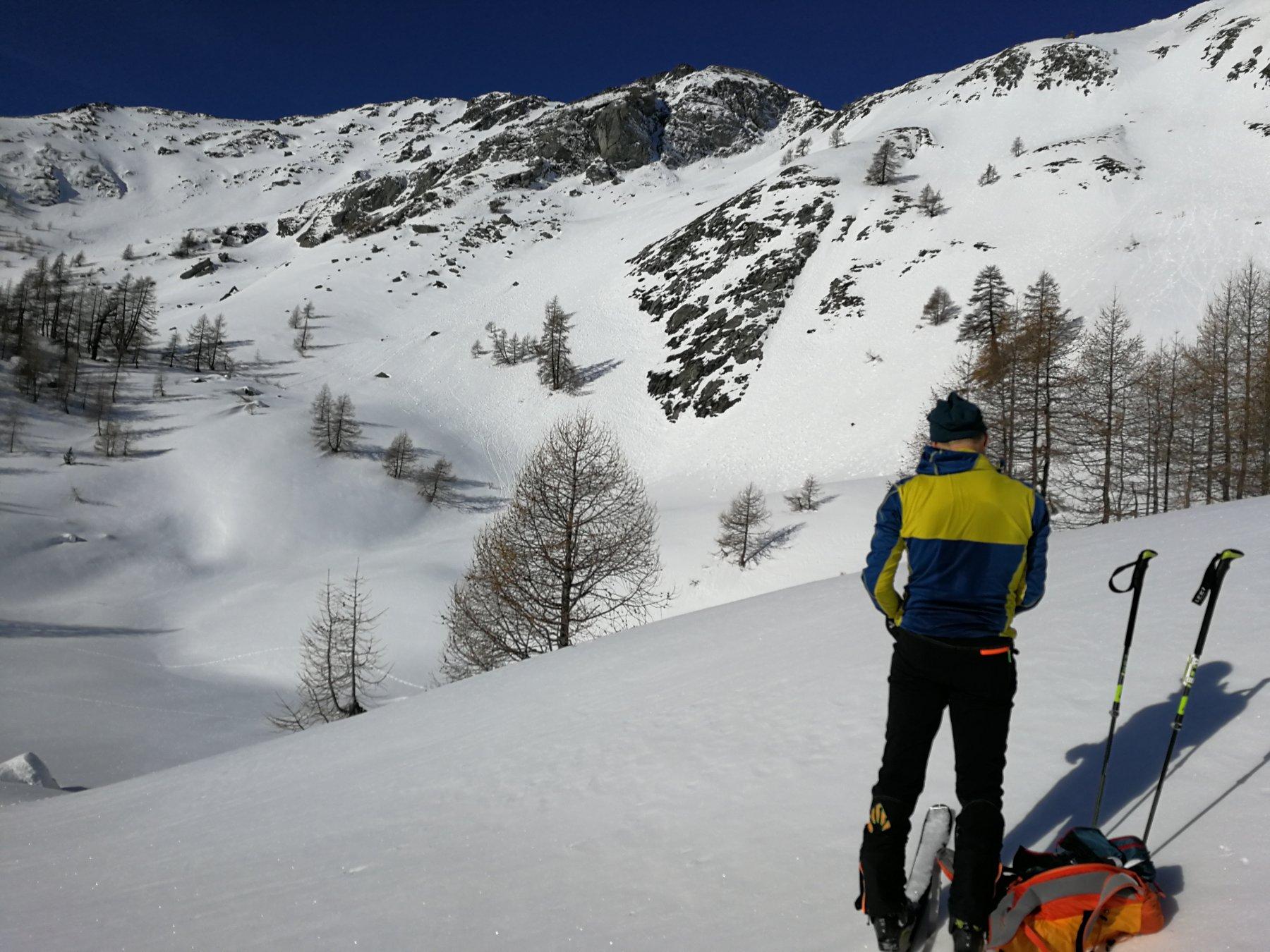 Crou de Bleintse (Mont) da Chatelair 2020-02-09