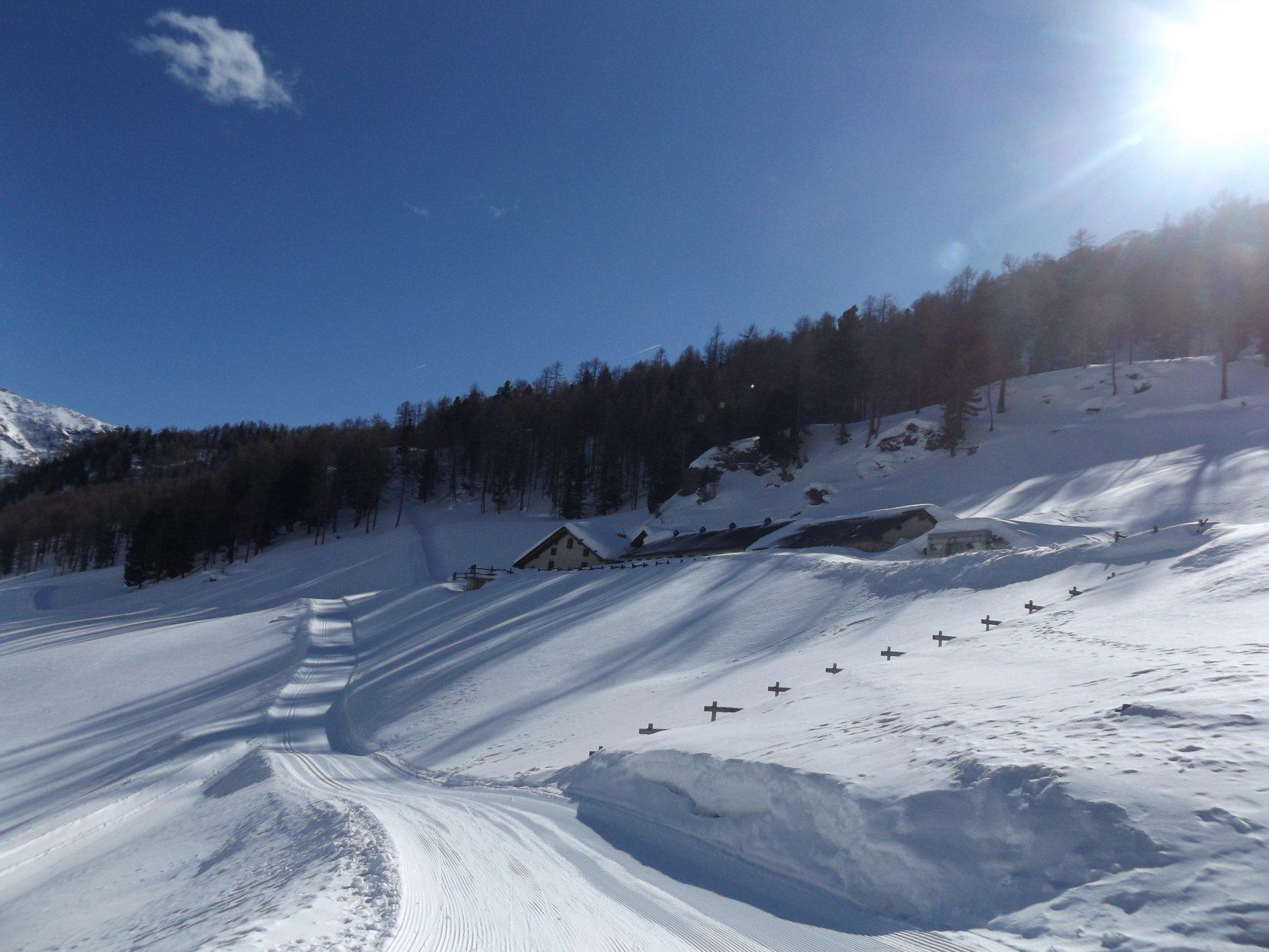 L'alpeggio Servaz