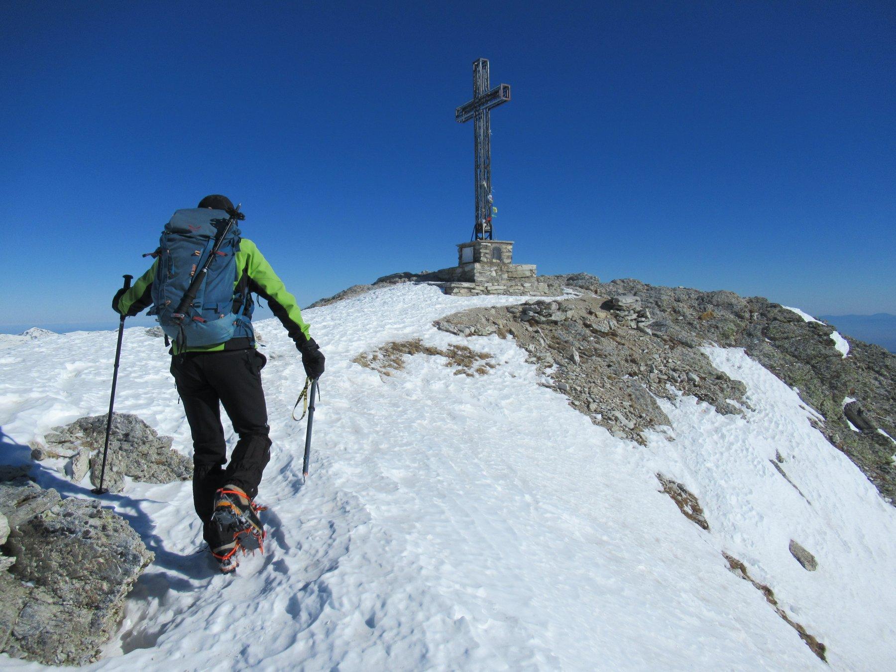 Monte Chersogno (m.3026).