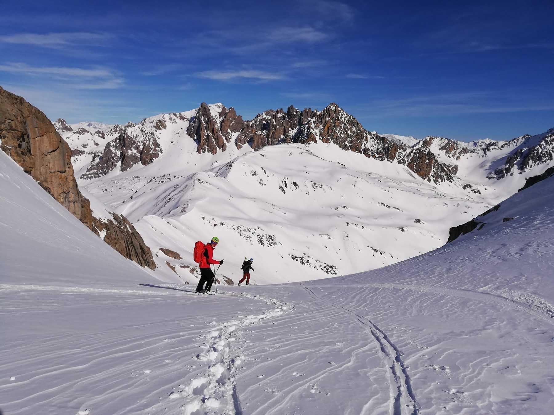 Colombe (Téte de) da le Pont de L'Alp 2020-02-15