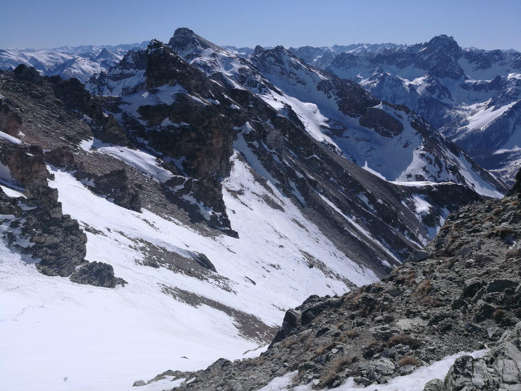 Freide (Monte) da Chiappera, versante S-SO 2020-02-15