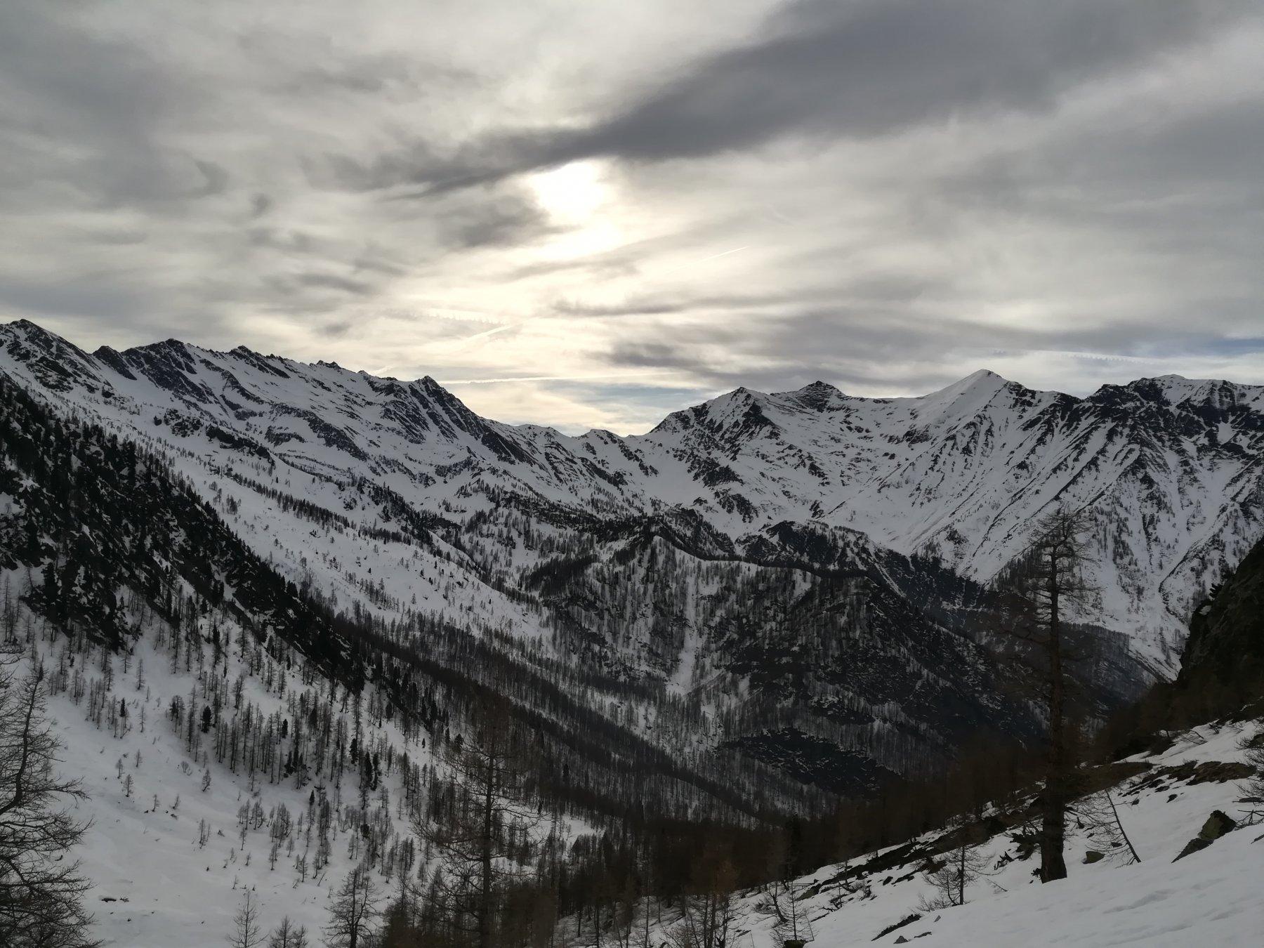 Testata della Val Germanasca