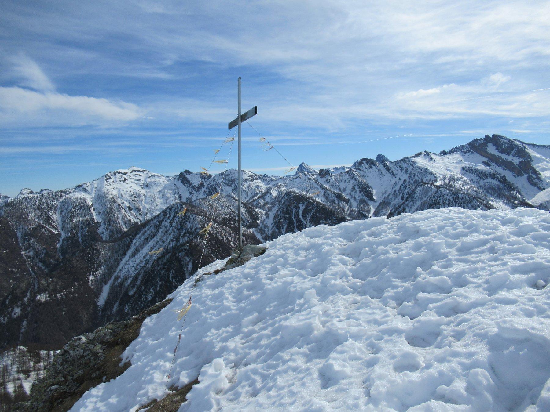 Monte Midia (m.2341).
