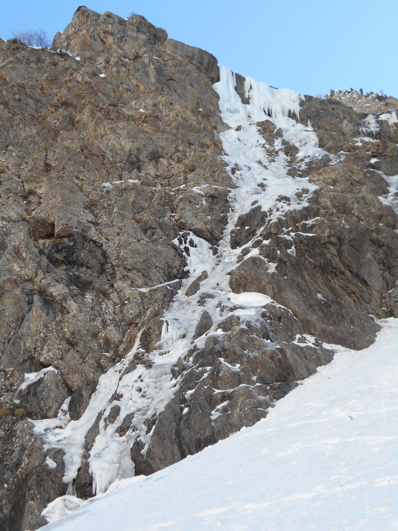Vallon du Fournel Délicatesse (Cascata) 2020-02-18