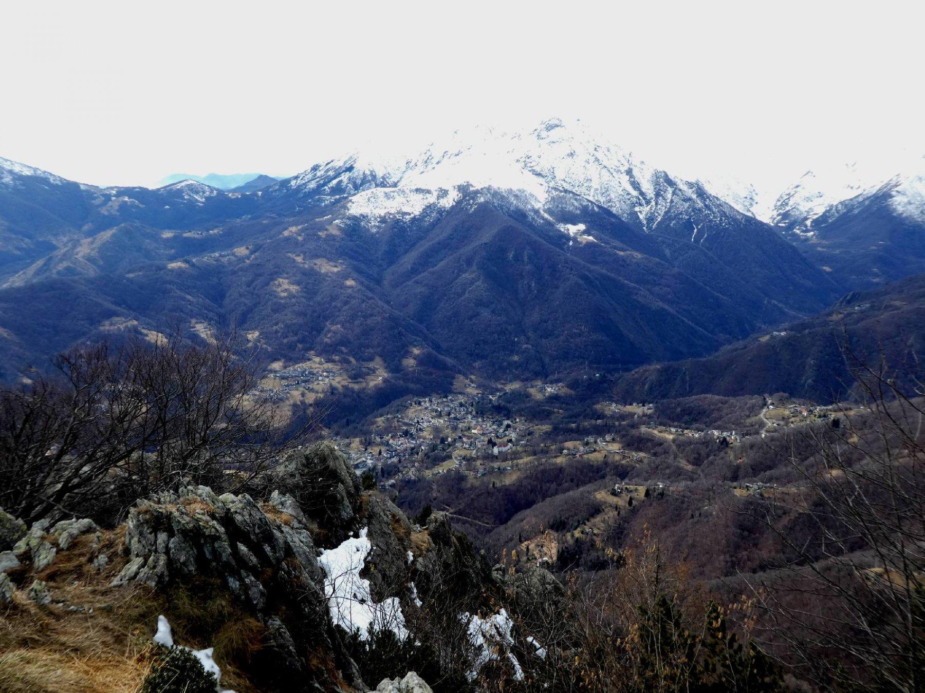 panorama verso Viù