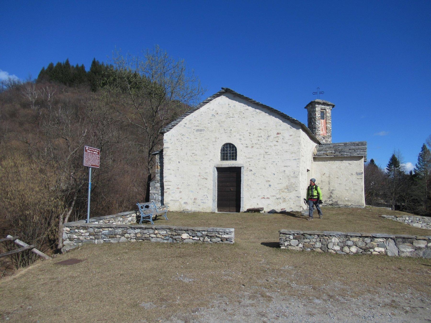 Chiesa romanica di San Michele