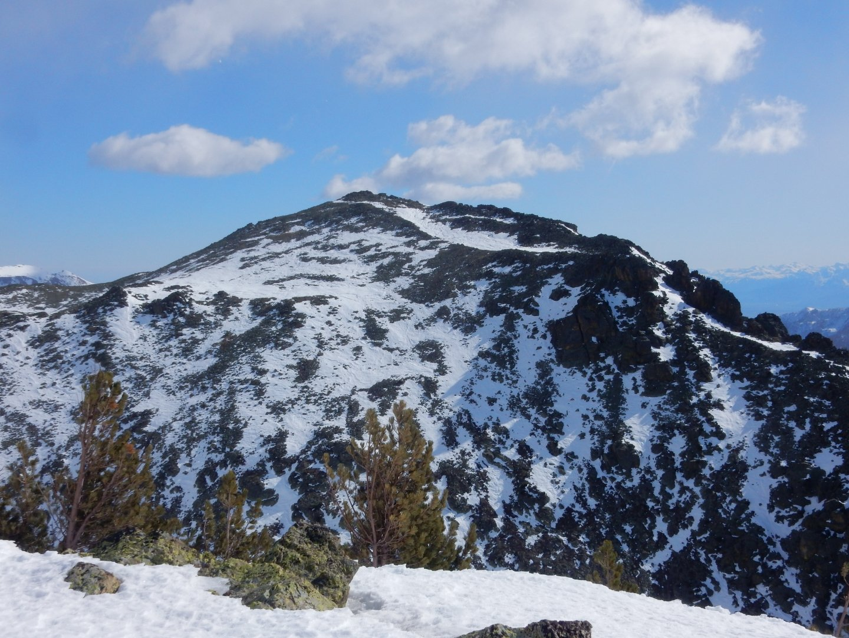Monte Reisasso dal Roccio