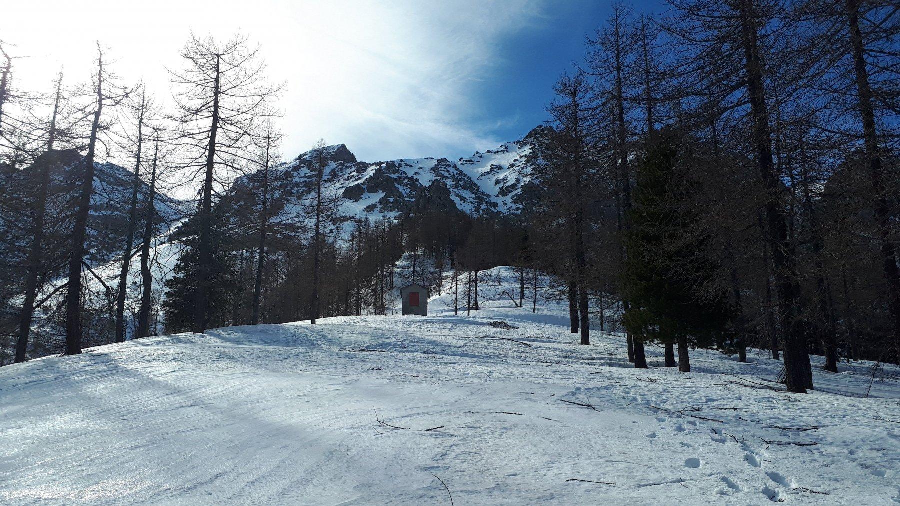 il gabbiotto ex skilift