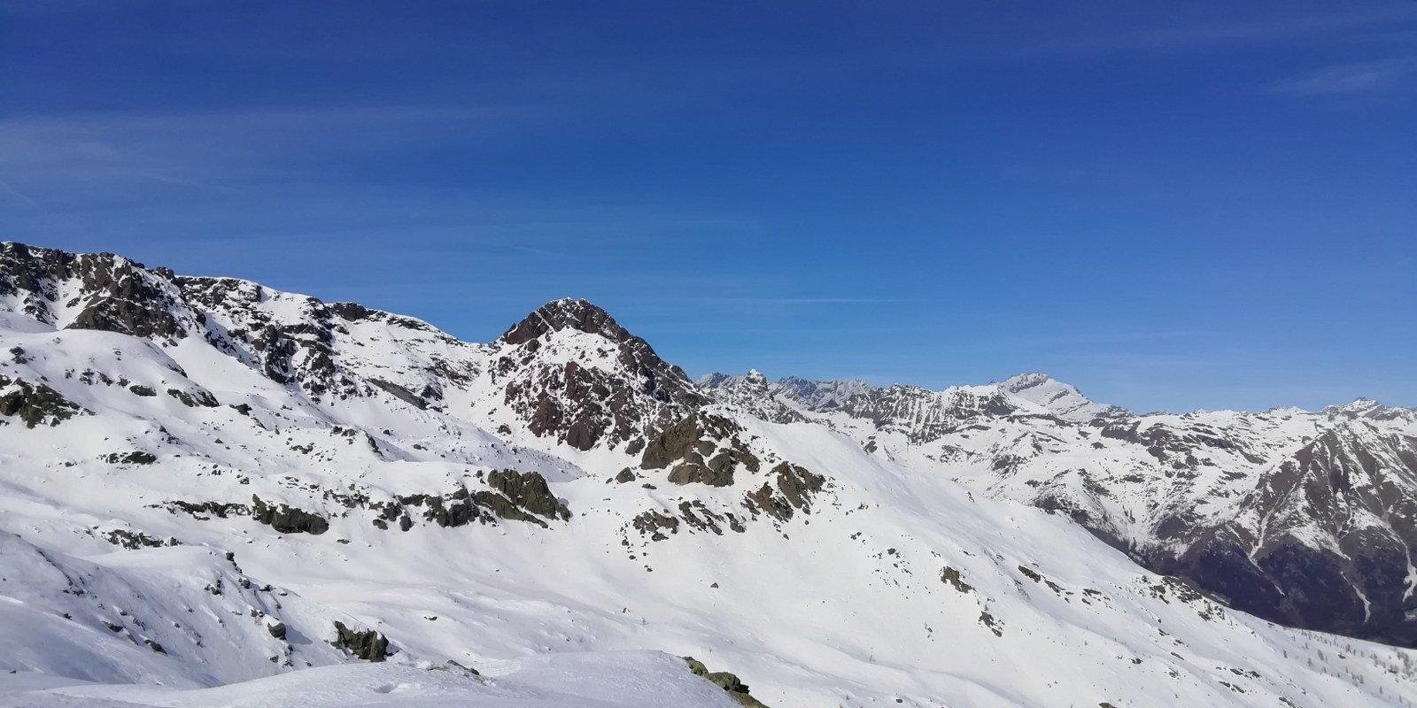 Monte Rosso d'Ala e Uja di Mondrone