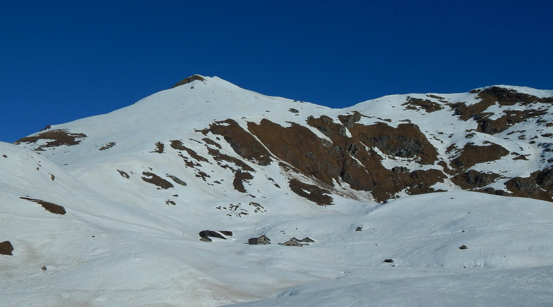 Alpe di Coassolo e Punta la Rossa