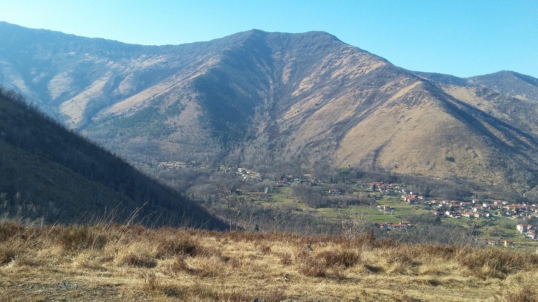 Roc Neir e Monte Druina