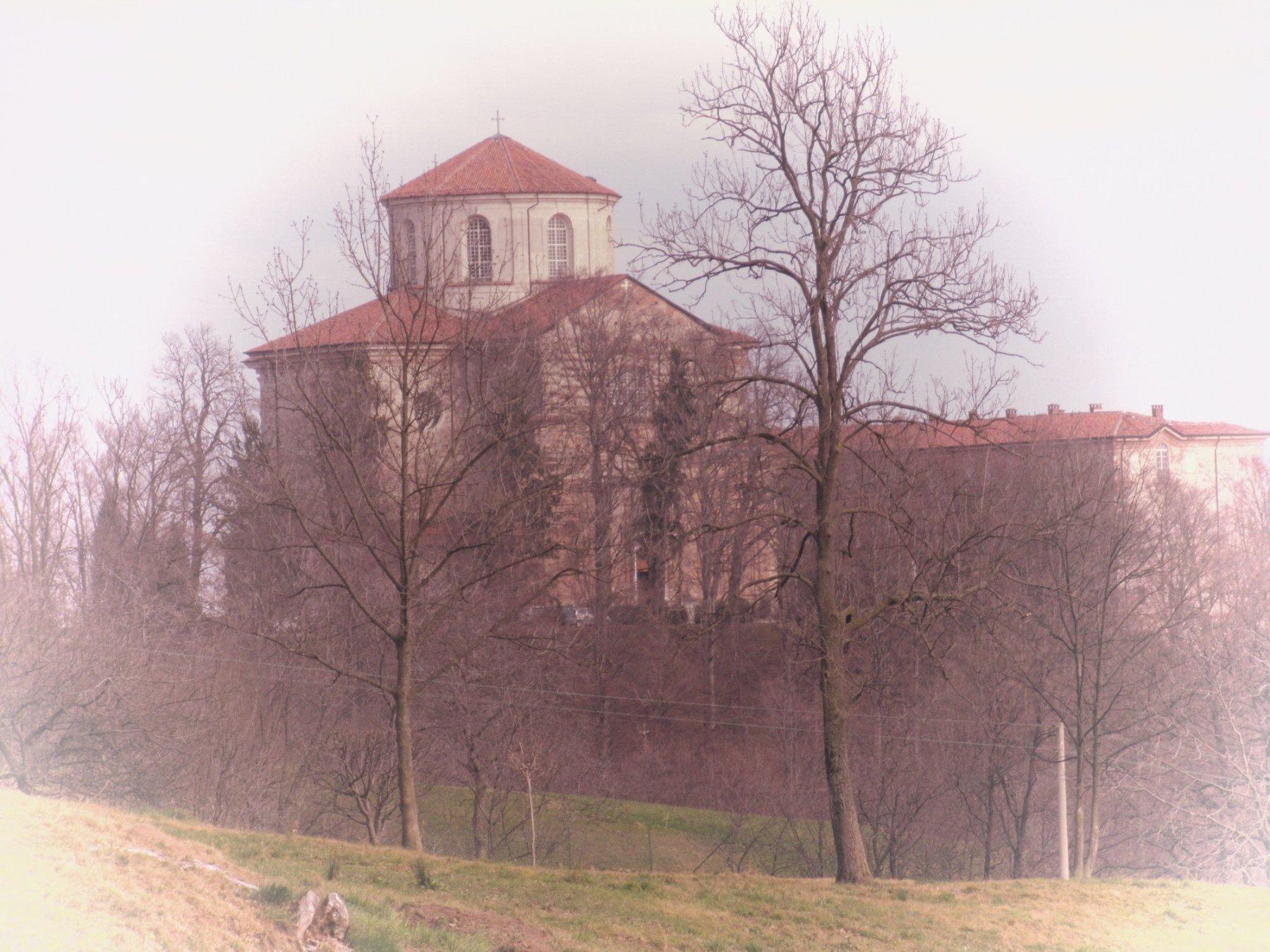 Cammino d'Oropa tappa n. 3 da Torrazzo a Santuario di Graglia 2020-02-29