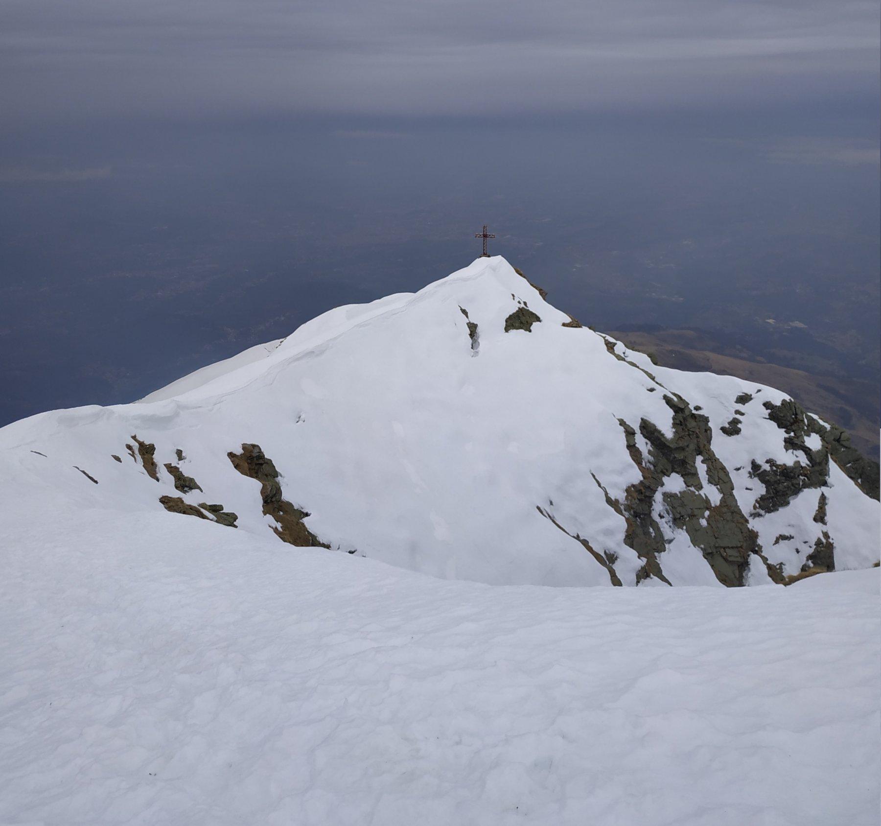 Mucrone (Monte) Via del Canalino 2020-02-29