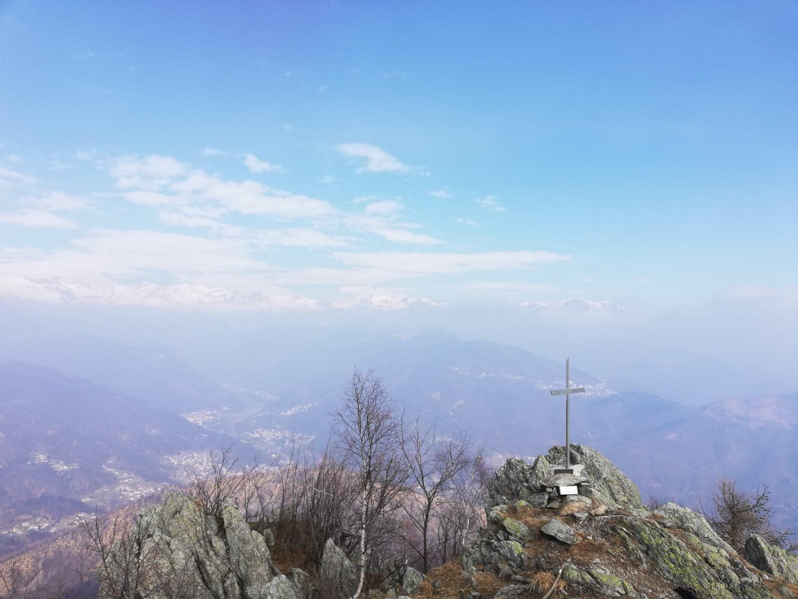 Punta Lunelle 1387 m.