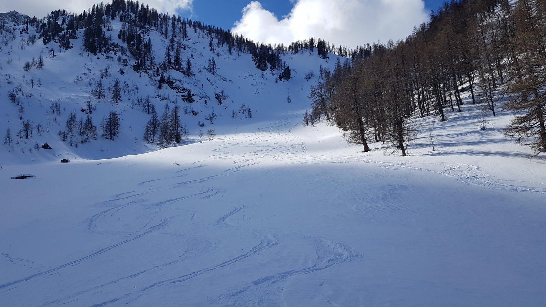 firme all'alpeggio Soubeirand