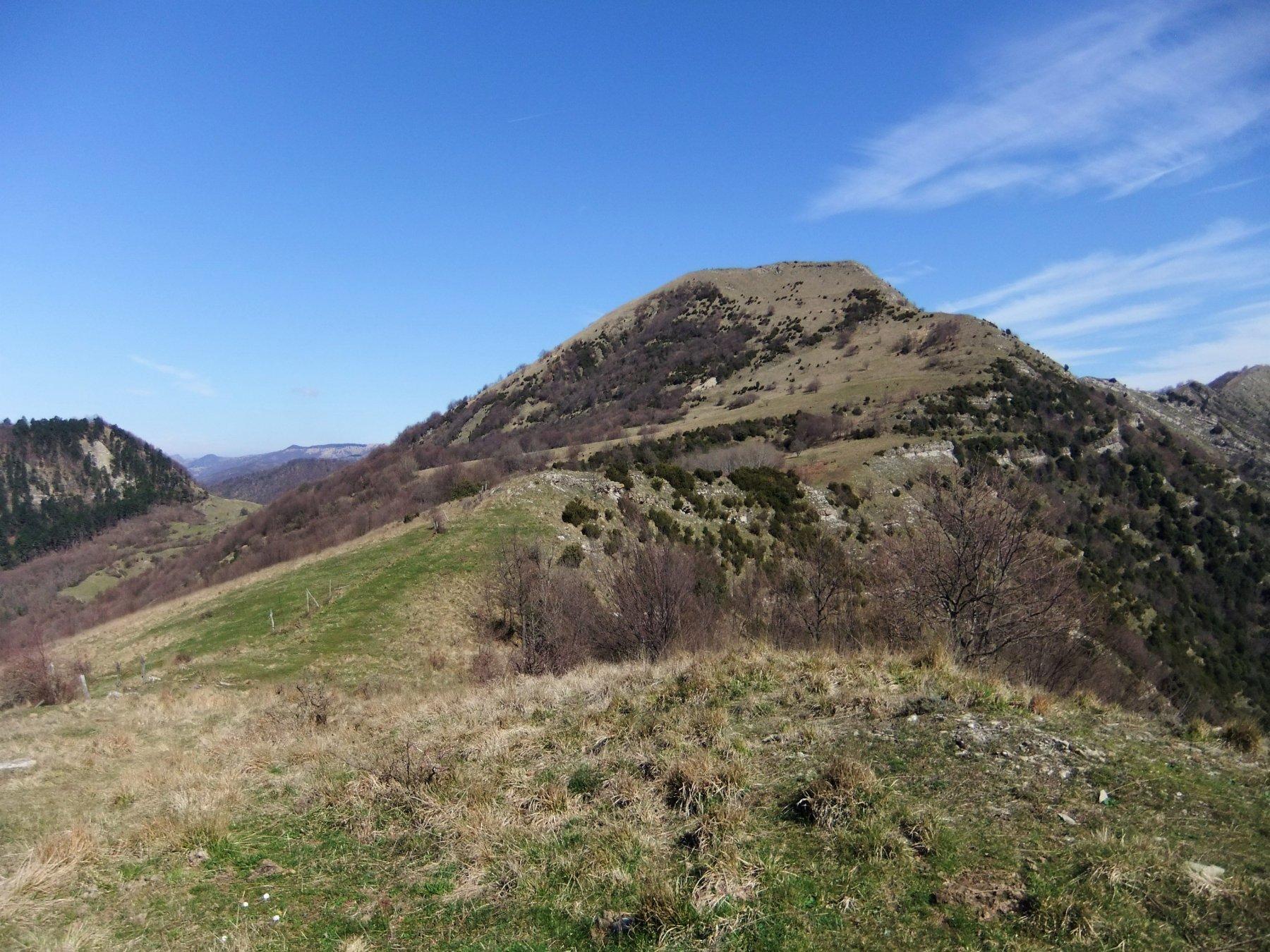 Alpesisa (Monte) da Prato, anello per la Gola di Sisa 2020-03-08