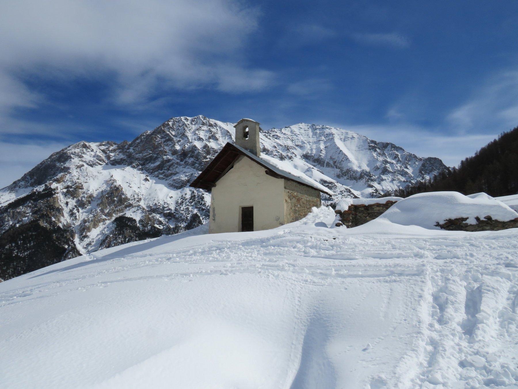 chiesetta grange Chabaud