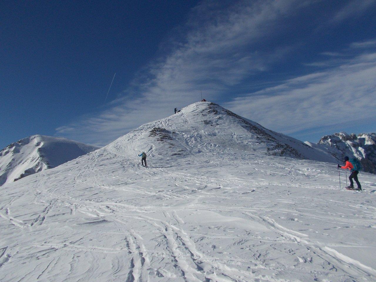 Monte Grosso a pochi minuti