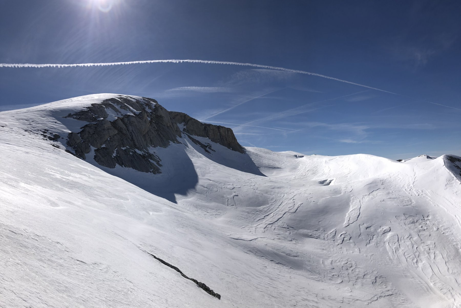 Mongioie (Monte) da Artesina 2020-03-13