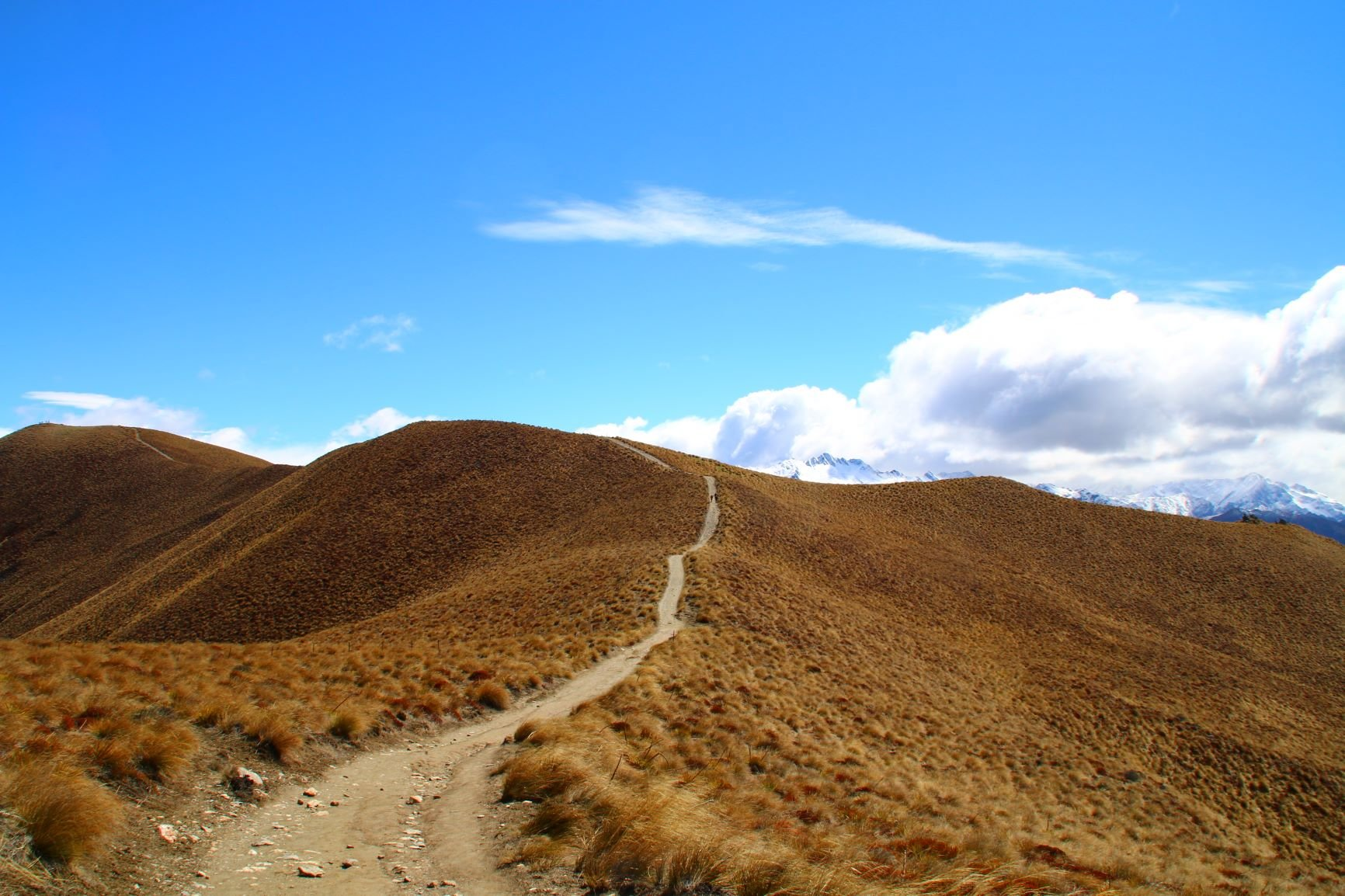 Isthmus Peak via normale dal versante est 2020-04-21
