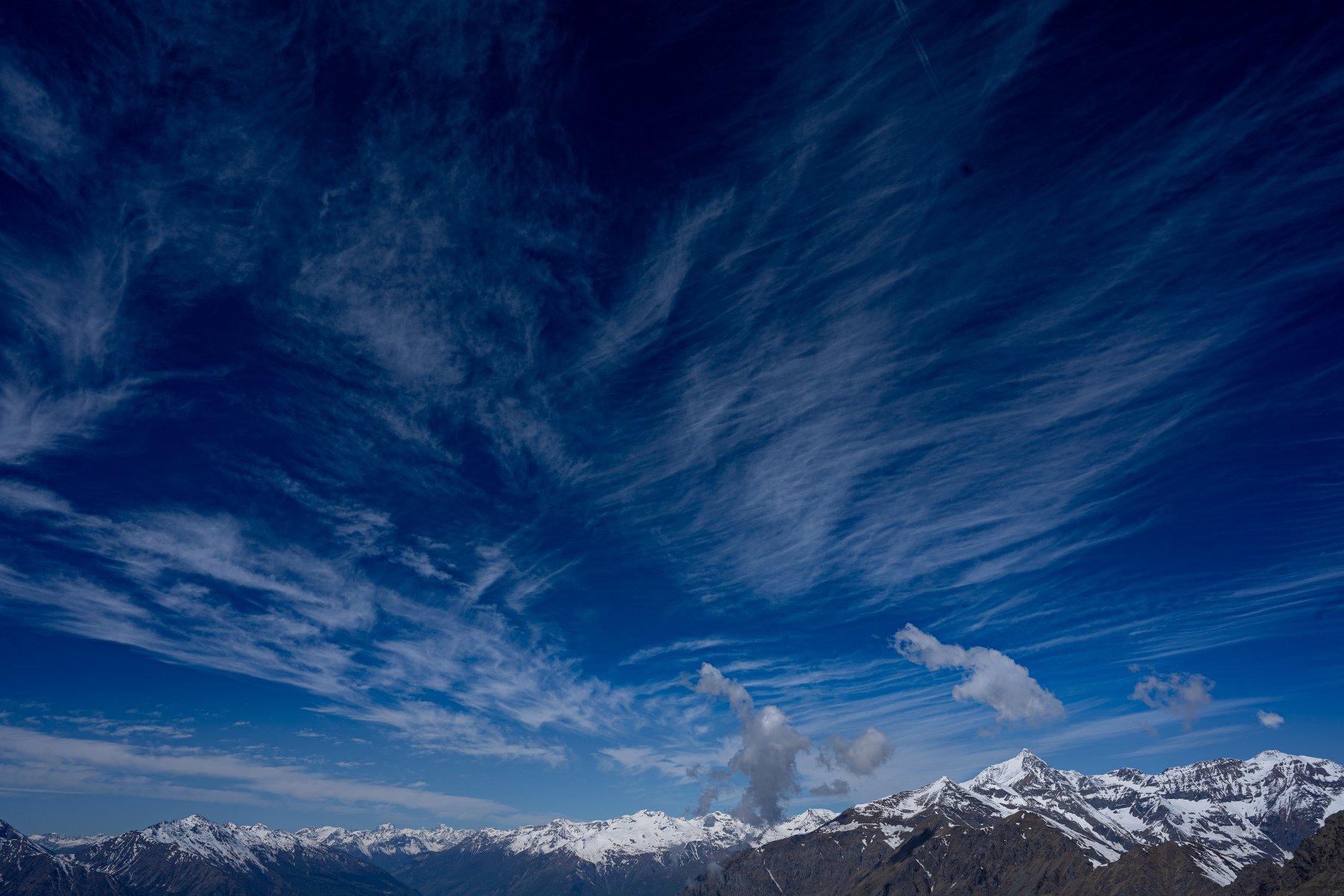 Prime nuvole