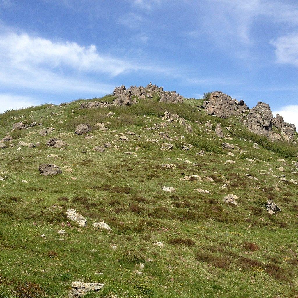 Anticima monte Giallo