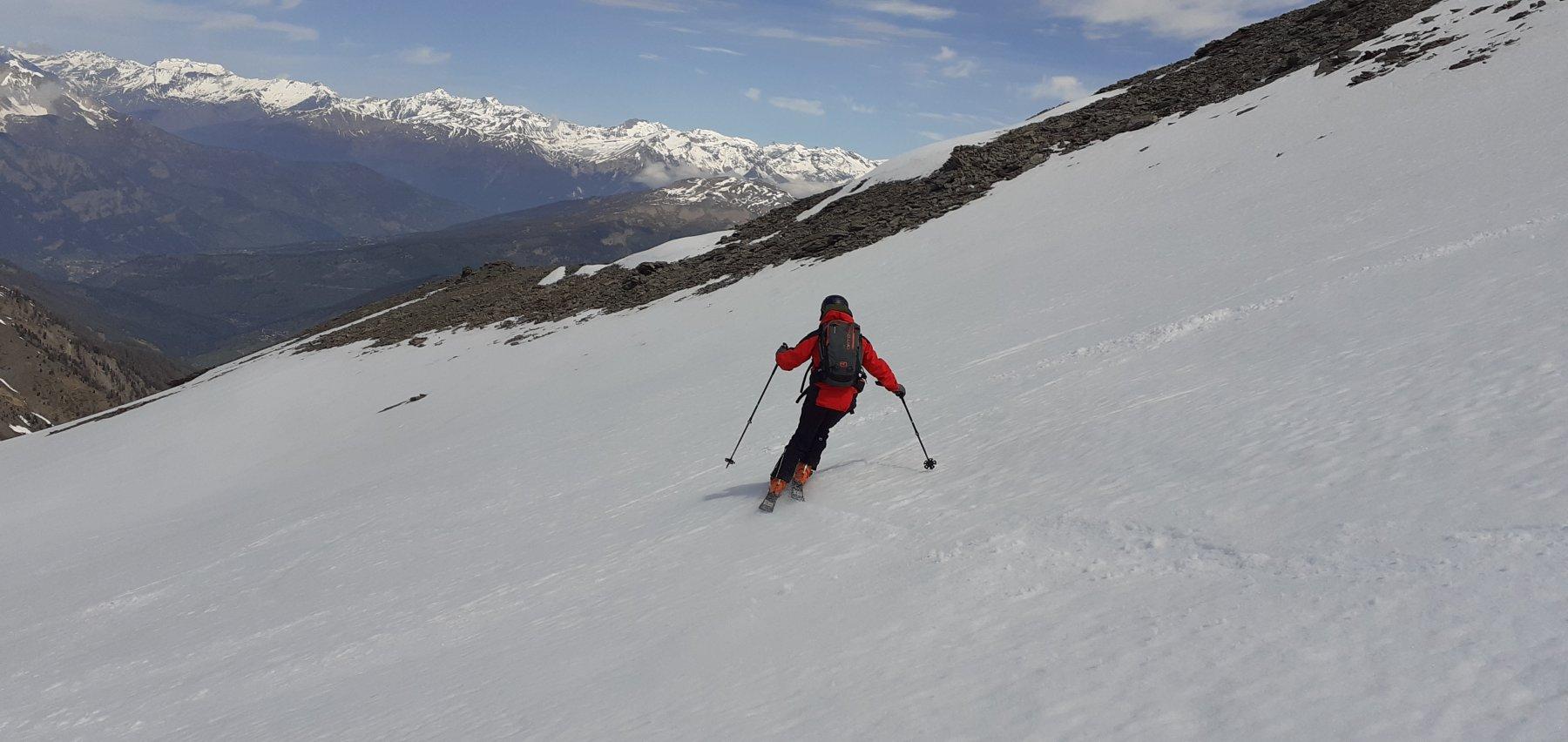 Per fortuna sappiamo ancora sciare...