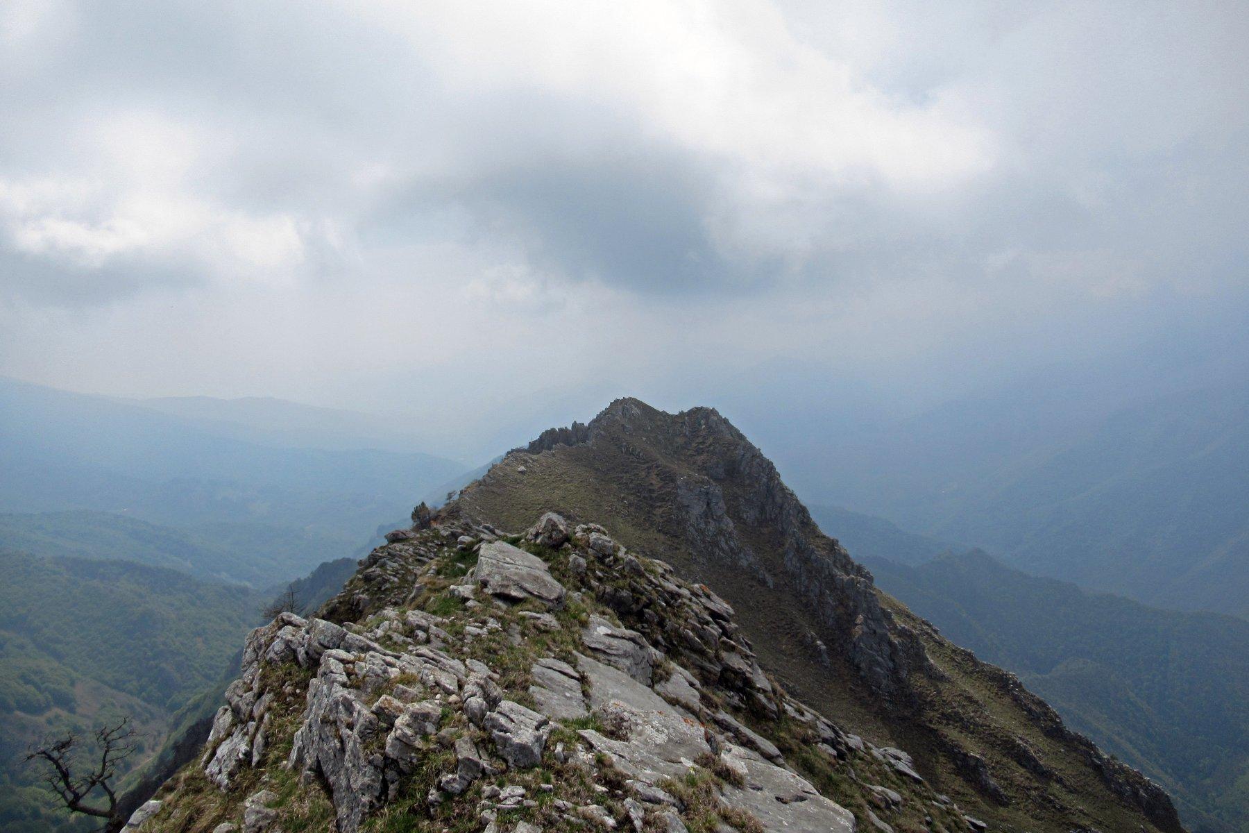 Roccia Agnelliera 2133 metri