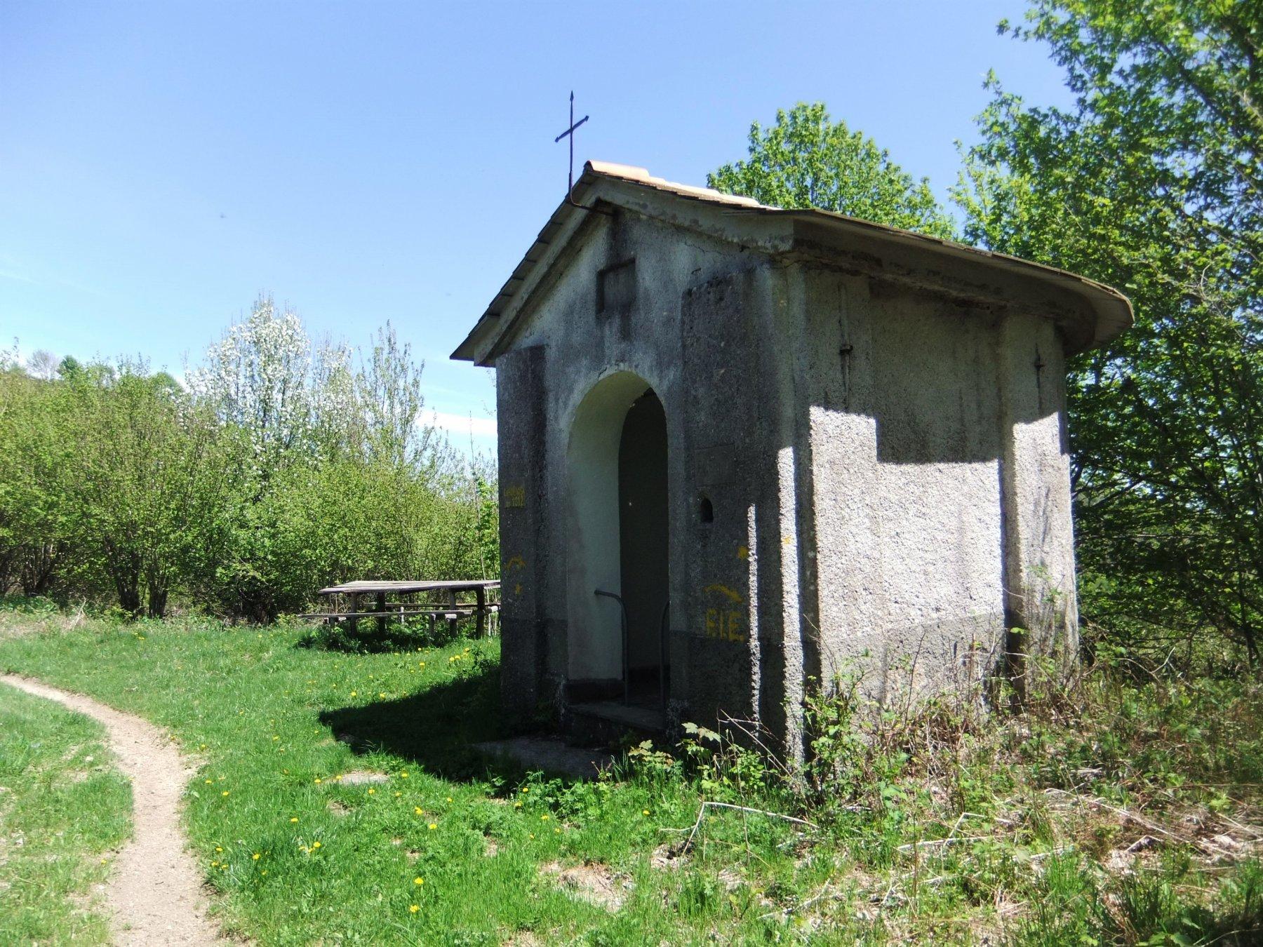 Cappella di Cardenosa