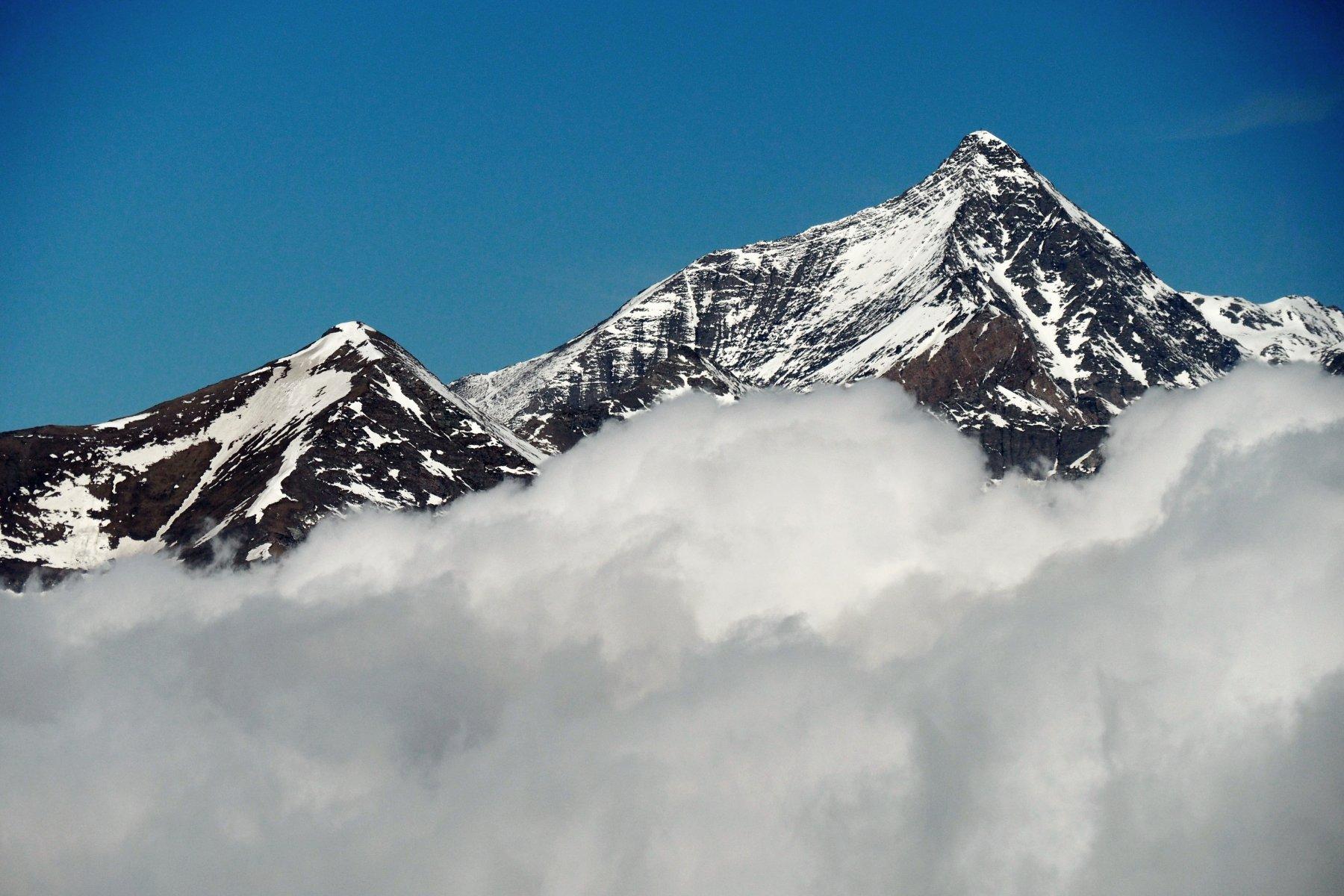Il Monte Palon e il Rocciamelone