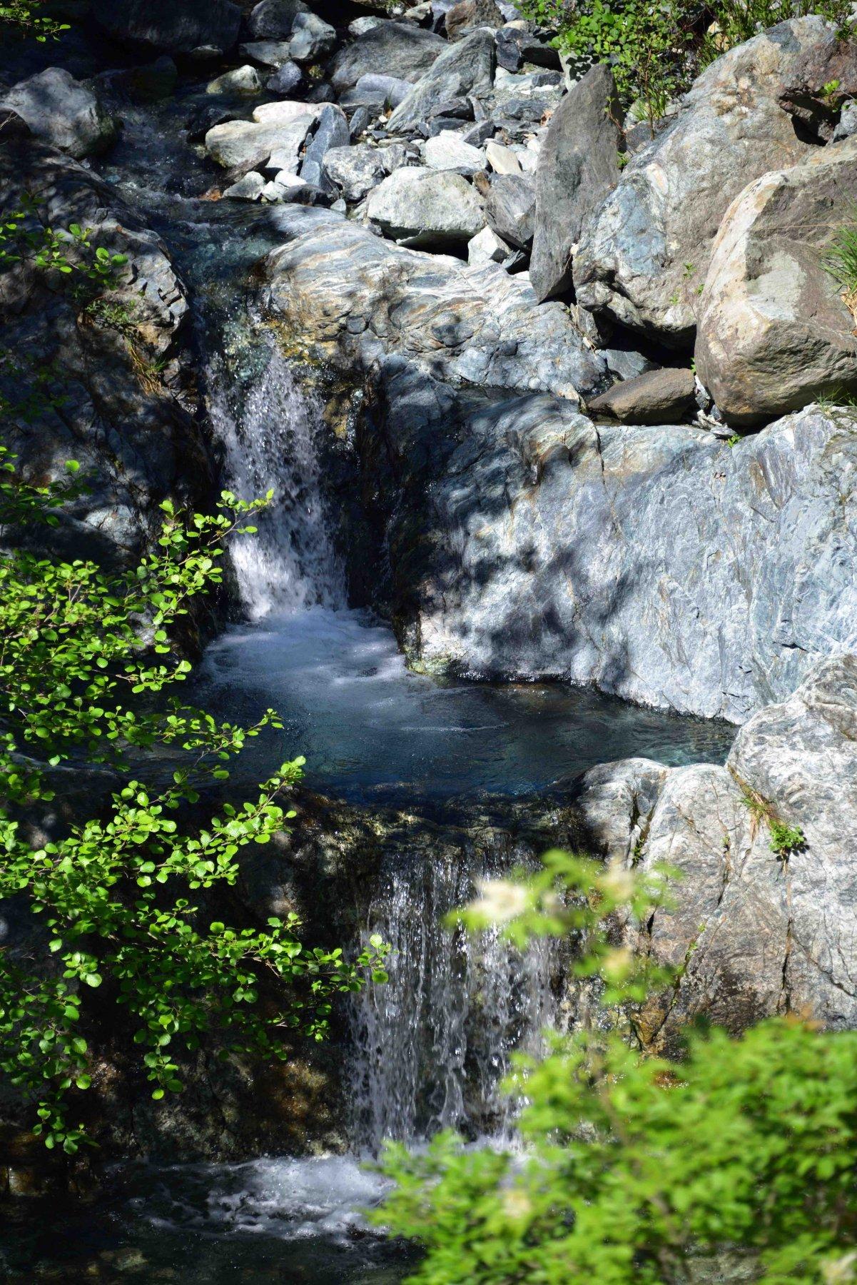 Cascatelle del Rio Gandolfi