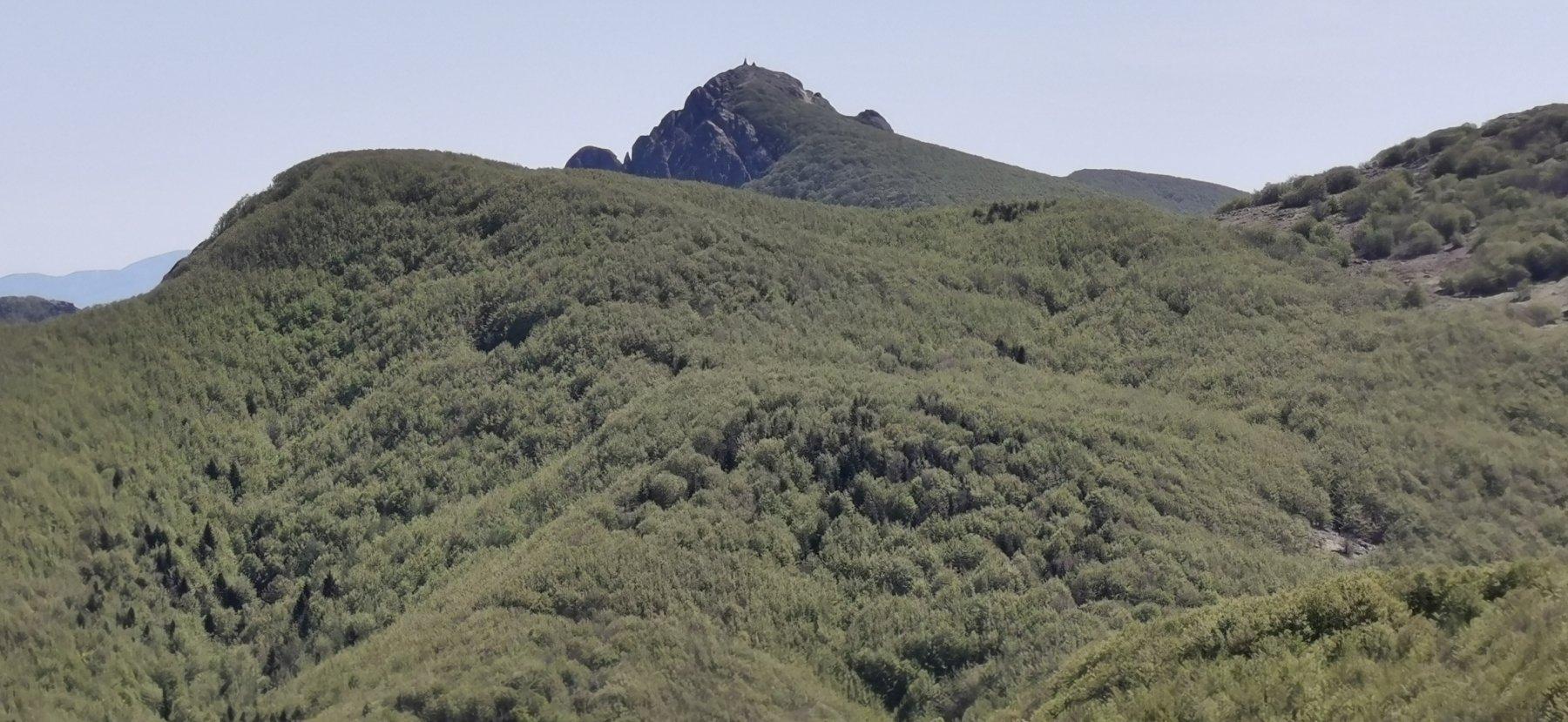 Penna (Monte) e Monte Aionada Casermetta del Penna, anello 2020-05-10