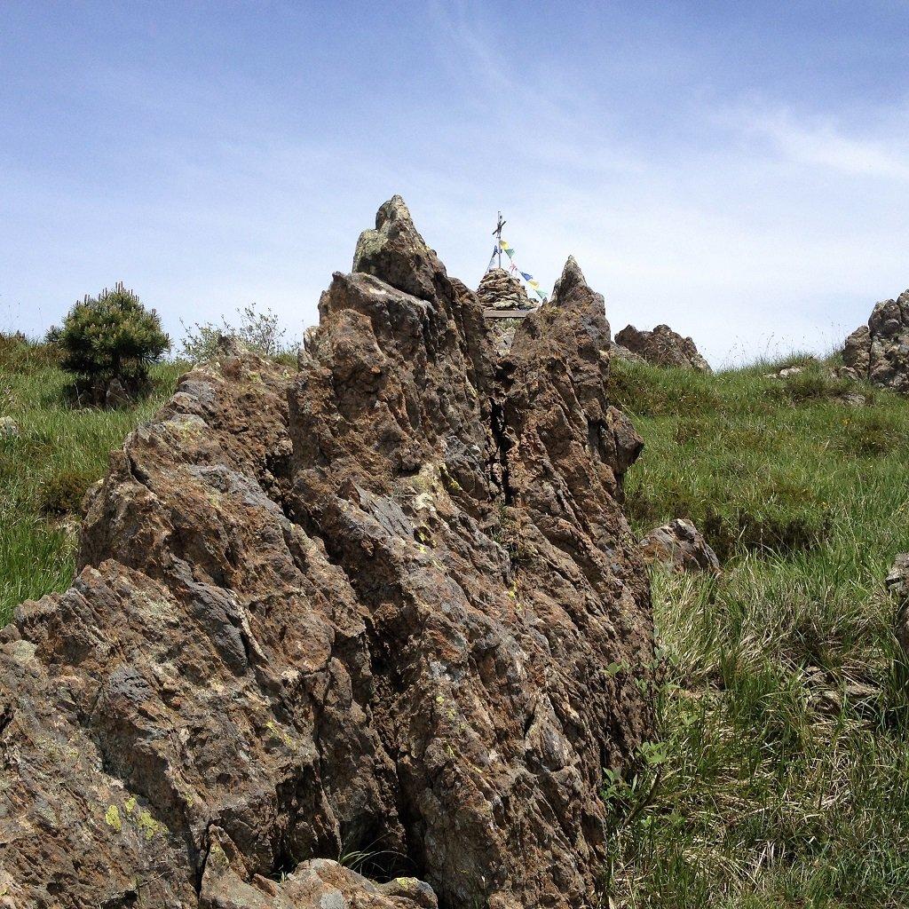 Martin (Punta) e Monte Sejeu da Colla di Prà, per Monte Penello, Monte Foscallo e Bric Orologio 2020-05-18