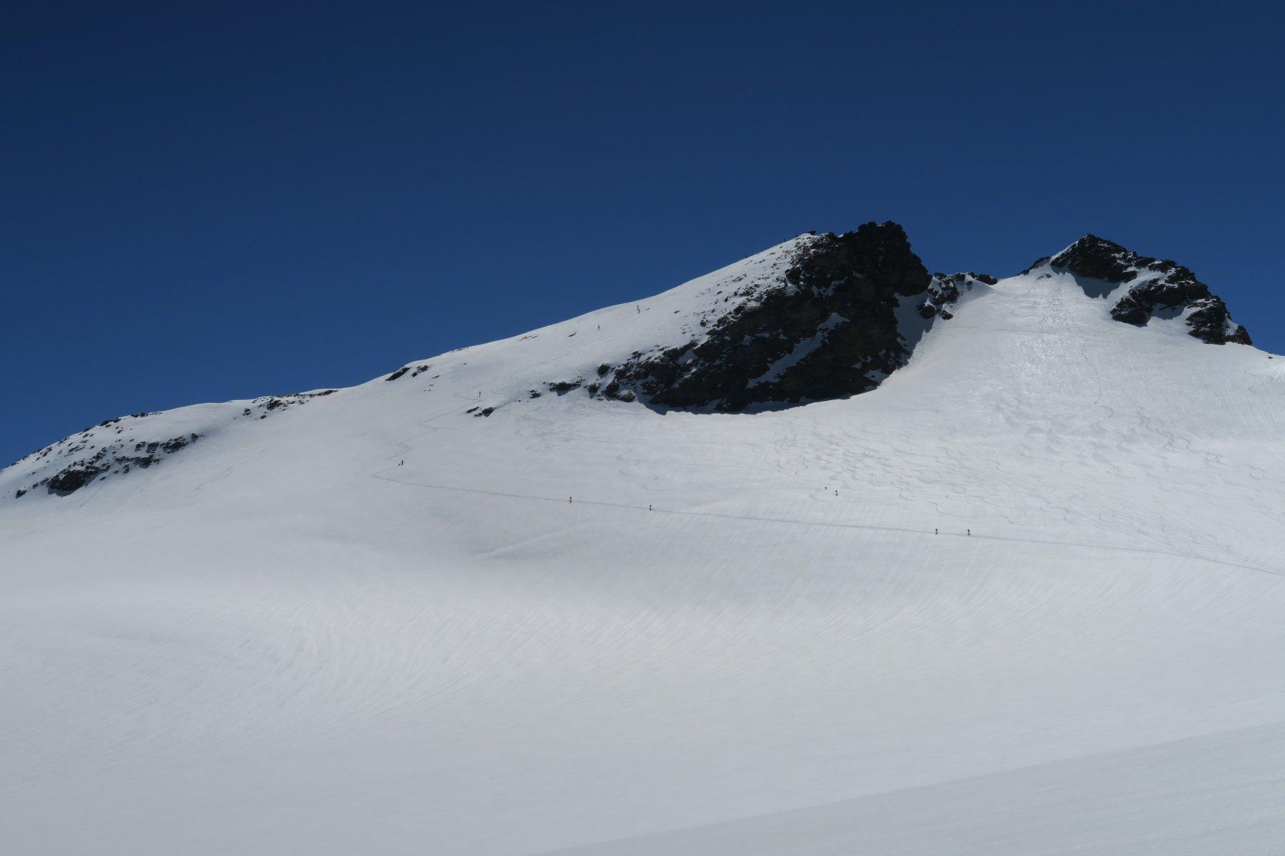 scialpinisti francesi