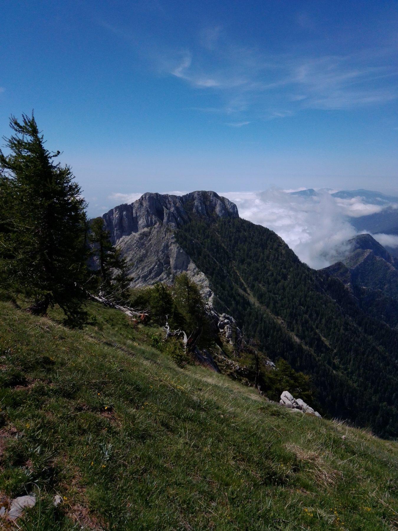 Pietravecchia (Monte) dal Rifugio Allavena 2020-05-23