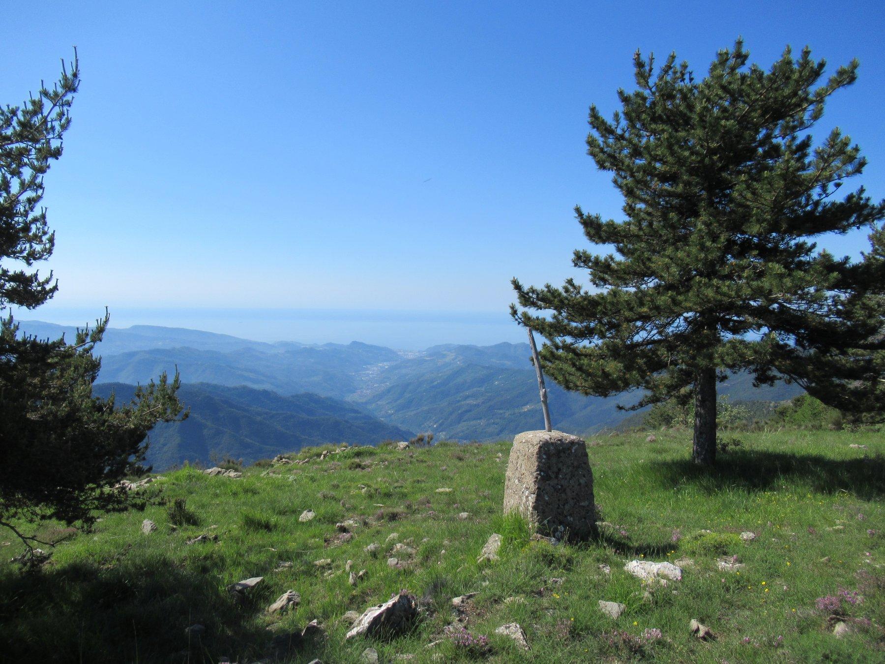 Monte Comune (m.1240).