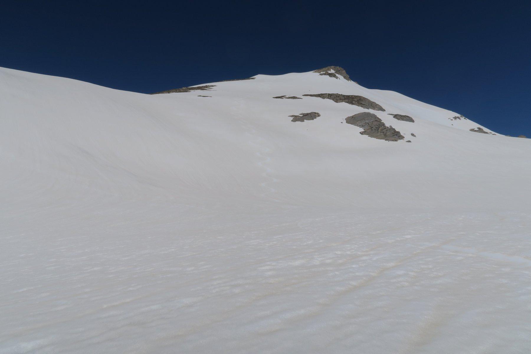 bella neve primaverile