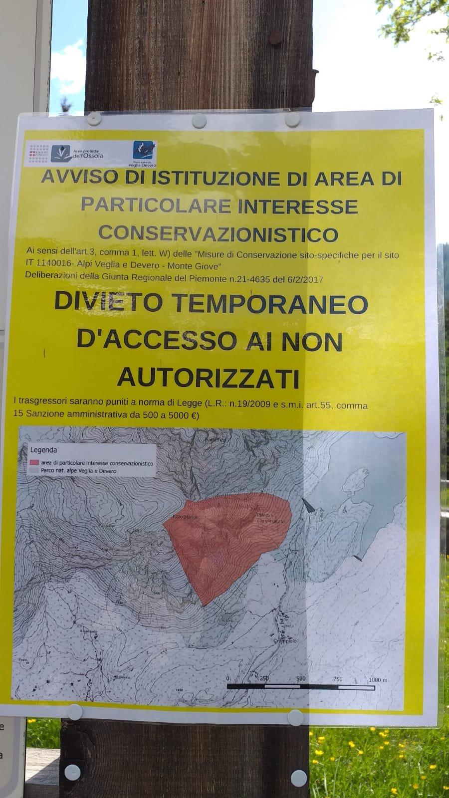 Alpe Devero Palestra di Codelago Busin Stange 2020-05-30