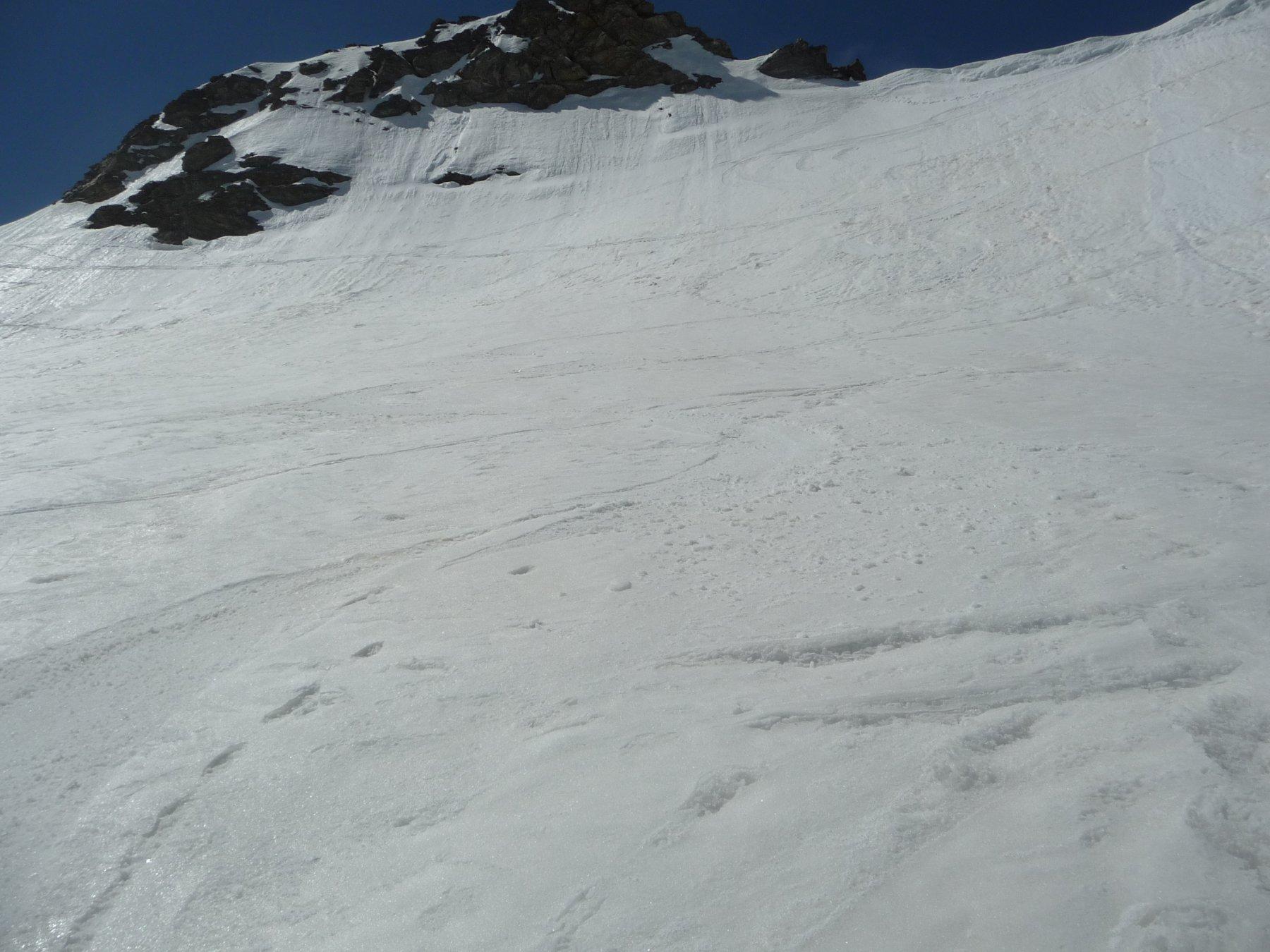 Neve parte alta